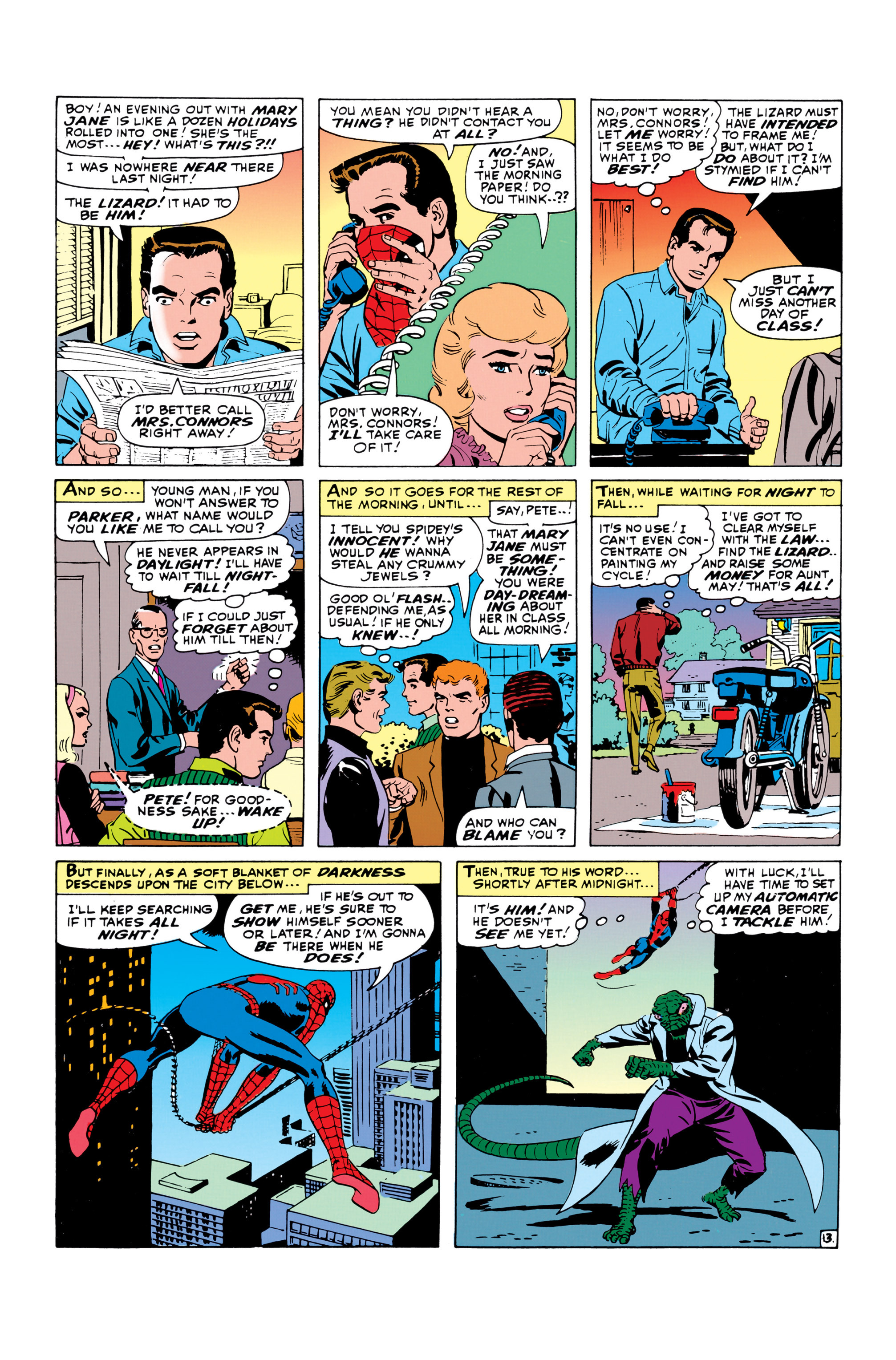 The Amazing Spider-Man (1963) 44 Page 13