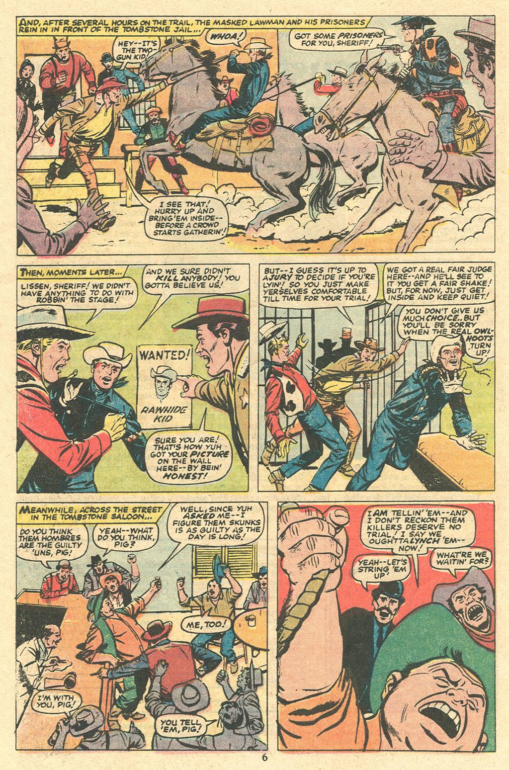 Read online Two-Gun Kid comic -  Issue #117 - 8