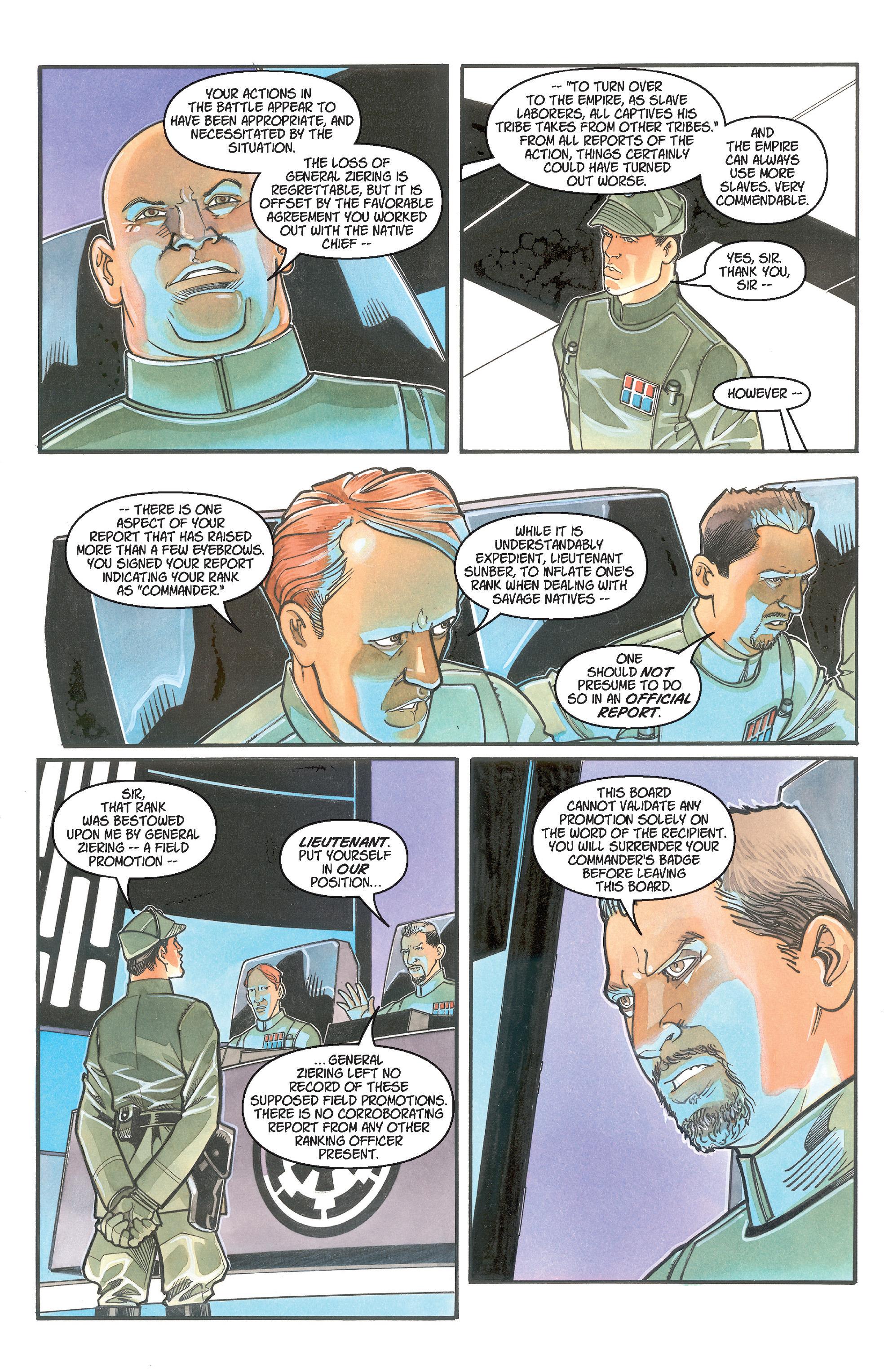 Read online Star Wars Omnibus comic -  Issue # Vol. 22 - 197