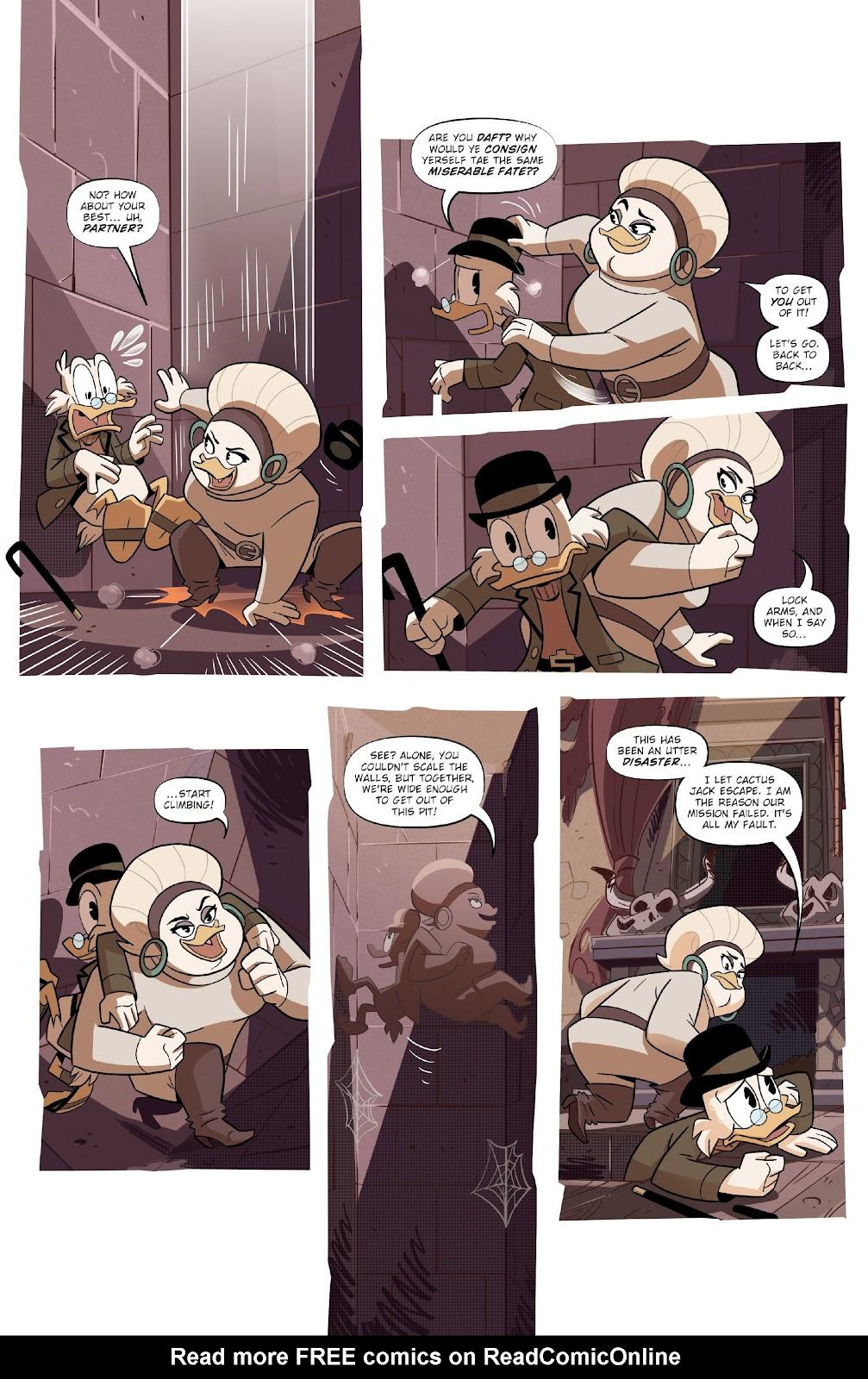 Read online Ducktales (2017) comic -  Issue #17 - 14
