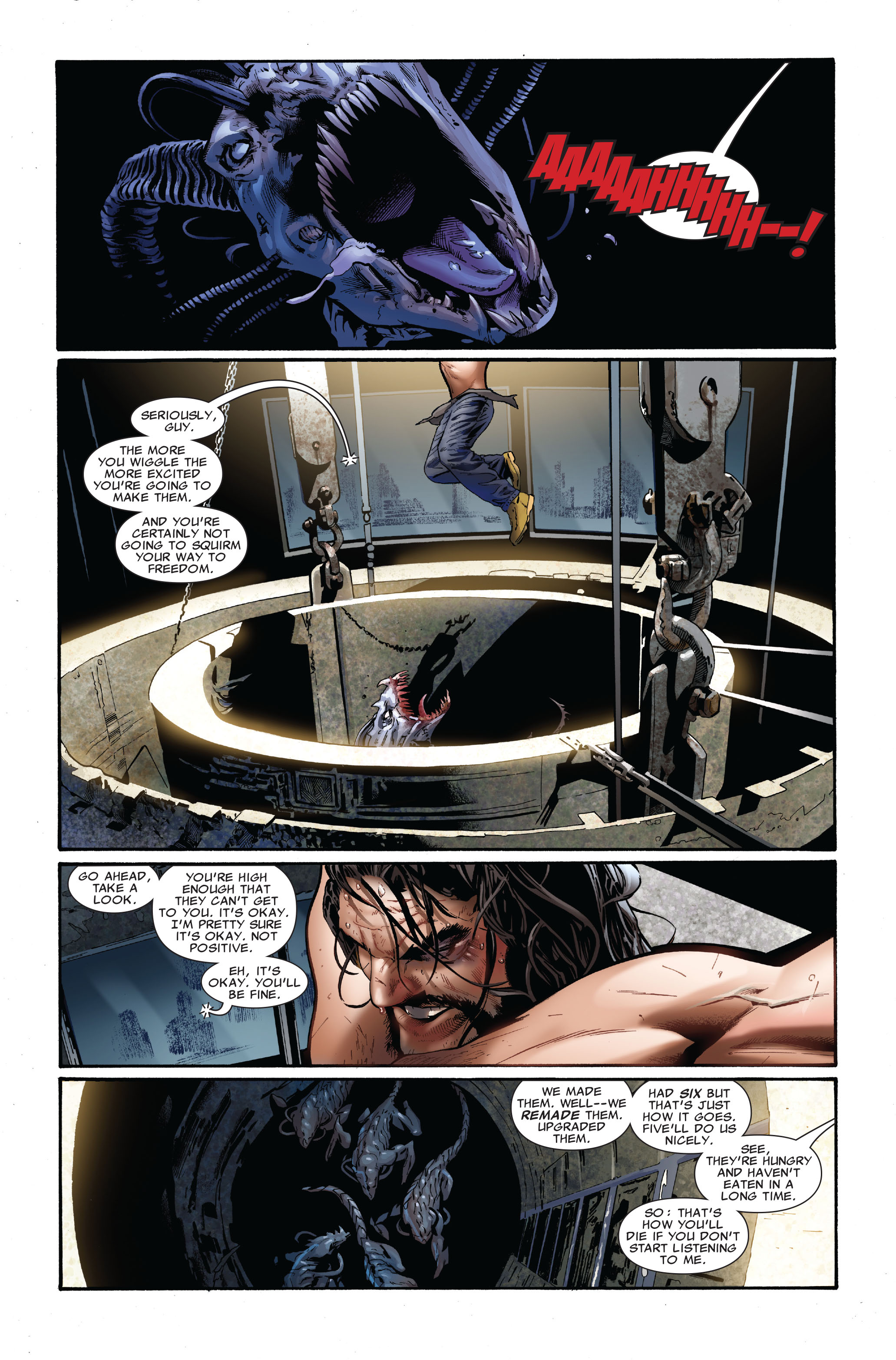 Read online Uncanny X-Men (1963) comic -  Issue #516 - 4
