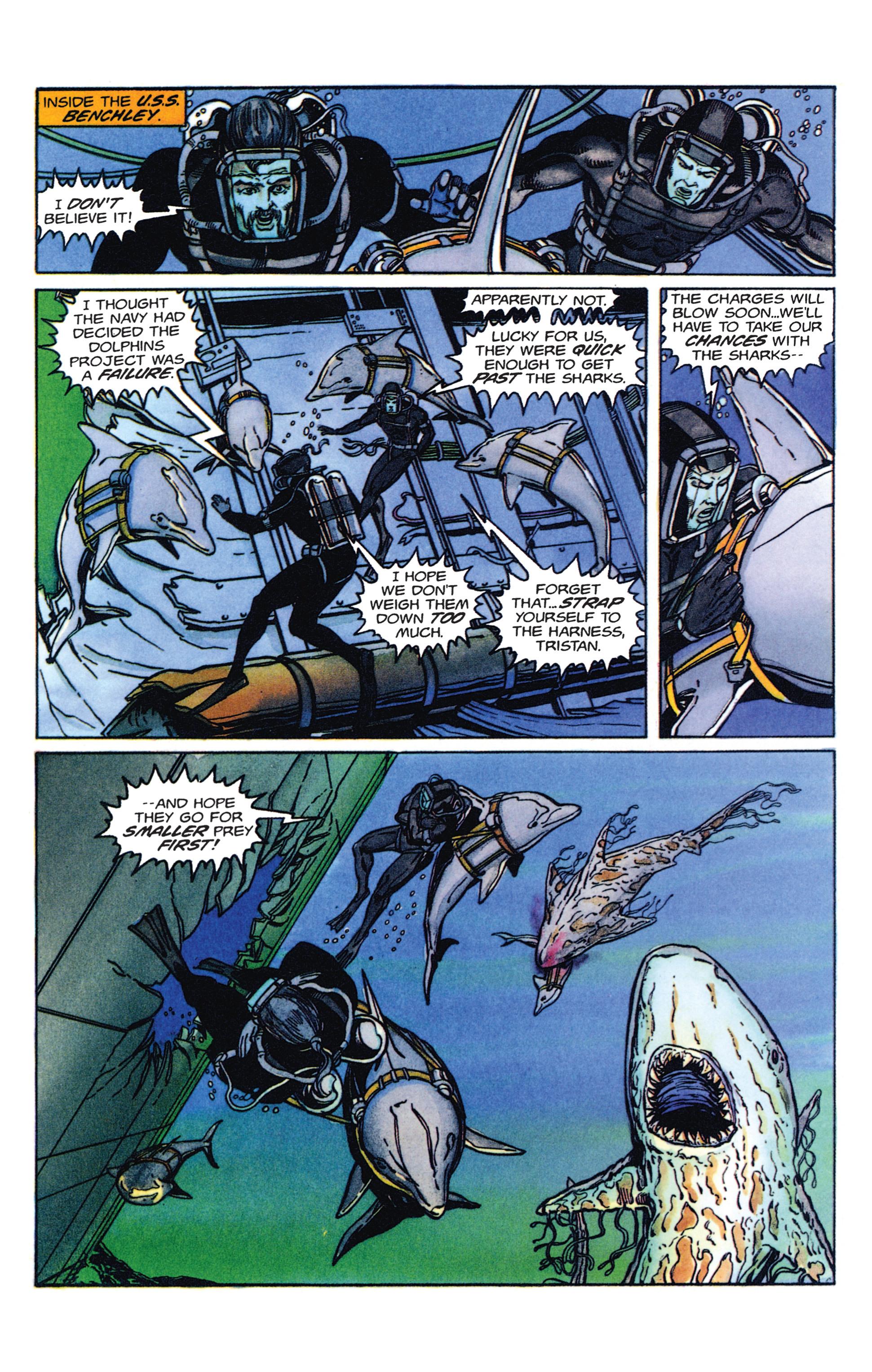 Read online Armorines comic -  Issue #2 - 15