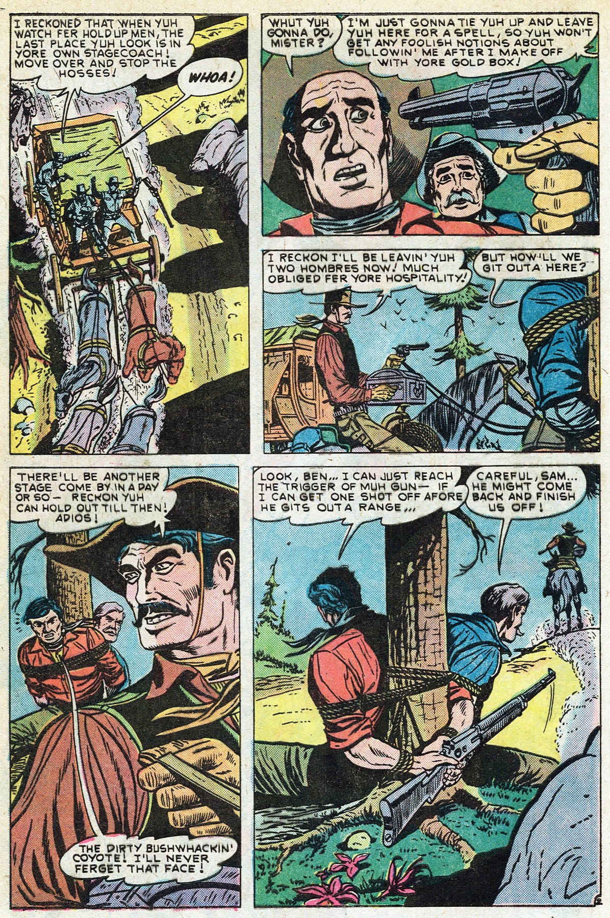Read online Two-Gun Kid comic -  Issue #122 - 32