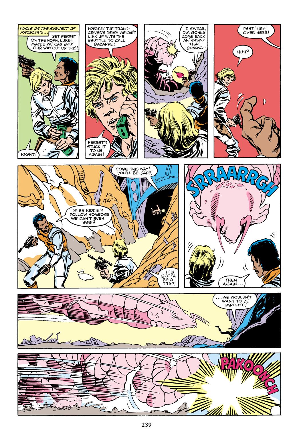 Read online Star Wars Omnibus comic -  Issue # Vol. 16 - 236