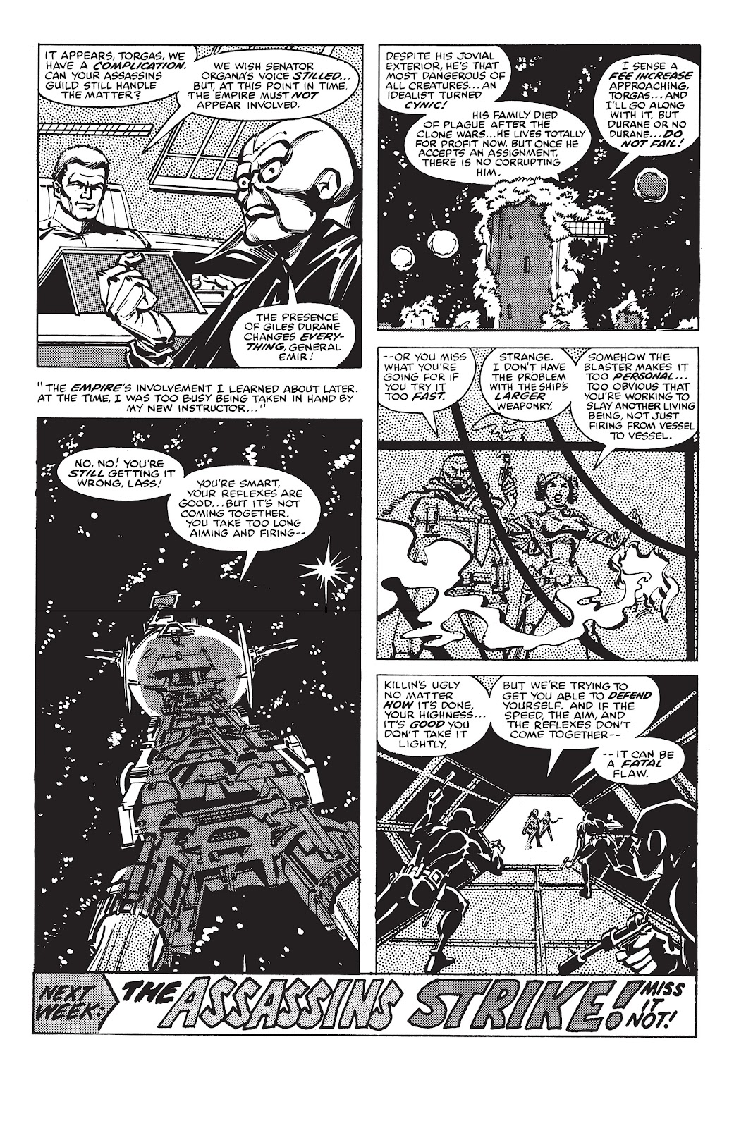 Read online Star Wars Legends: The Original Marvel Years - Epic Collection comic -  Issue # TPB 2 (Part 4) - 61