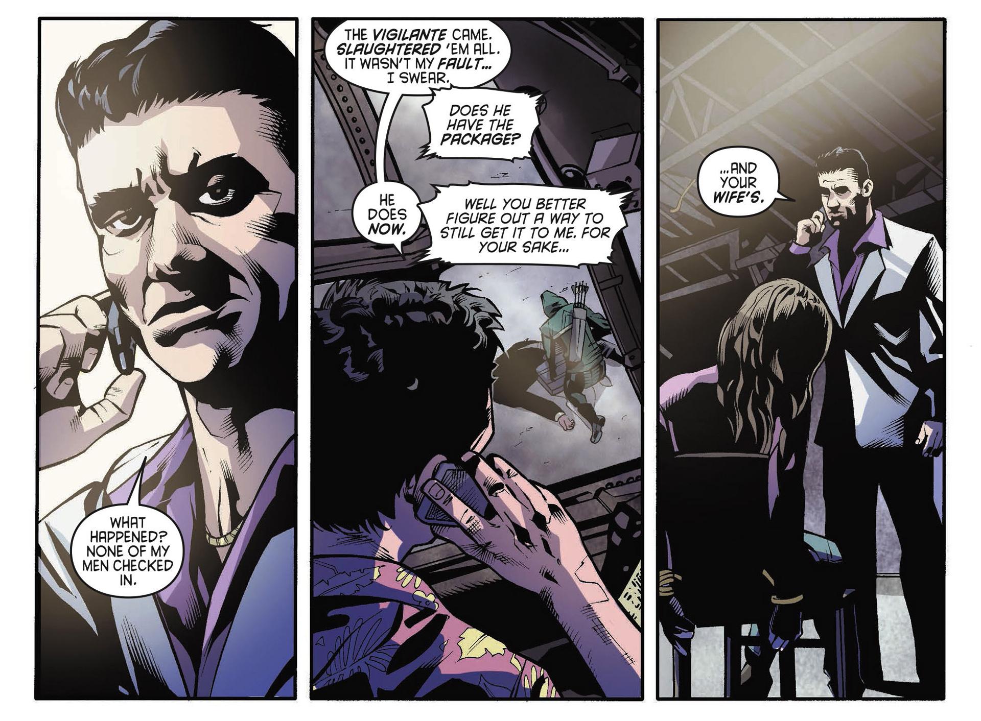 Read online Arrow [II] comic -  Issue #34 - 14
