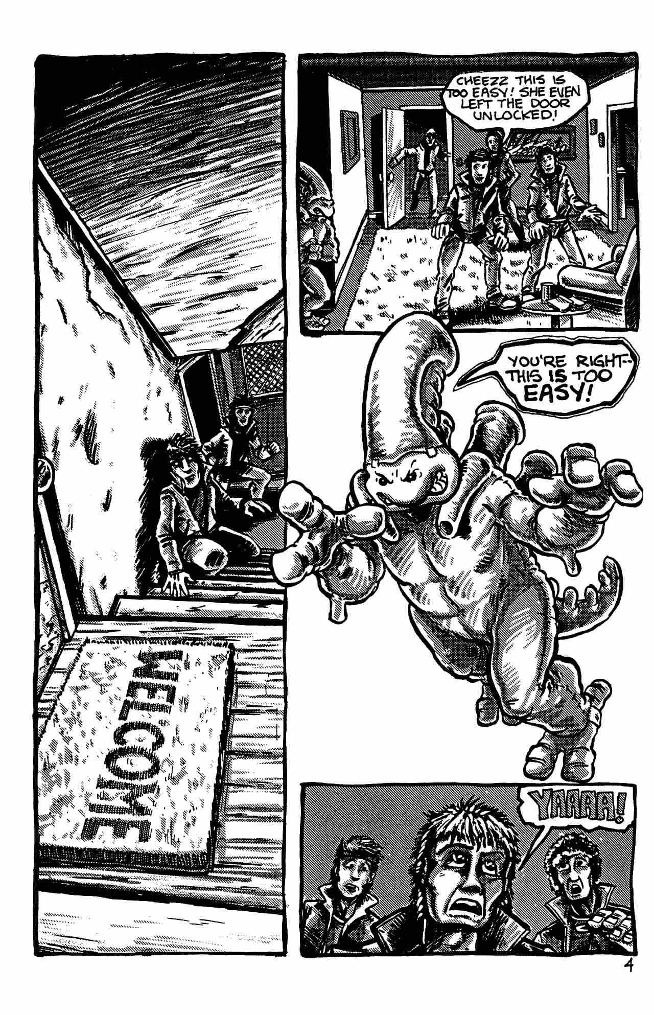 Read online Shell Shock comic -  Issue # Full - 134