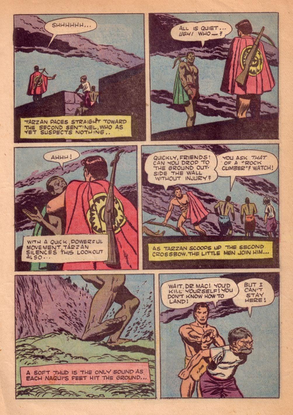 Tarzan (1948) issue 55 - Page 13