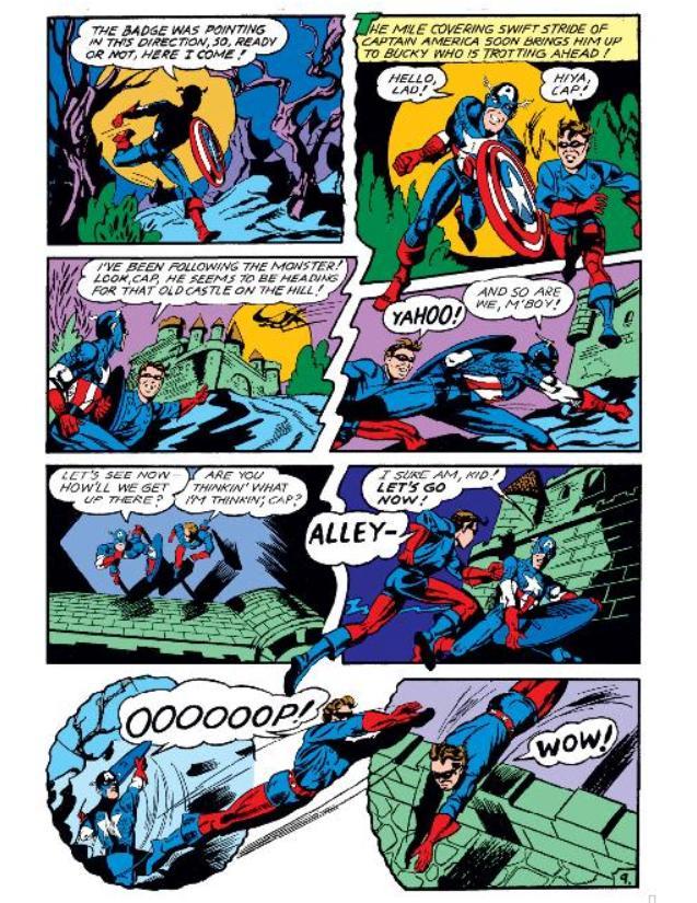 Read online All-Winners Comics comic -  Issue #5 - 26