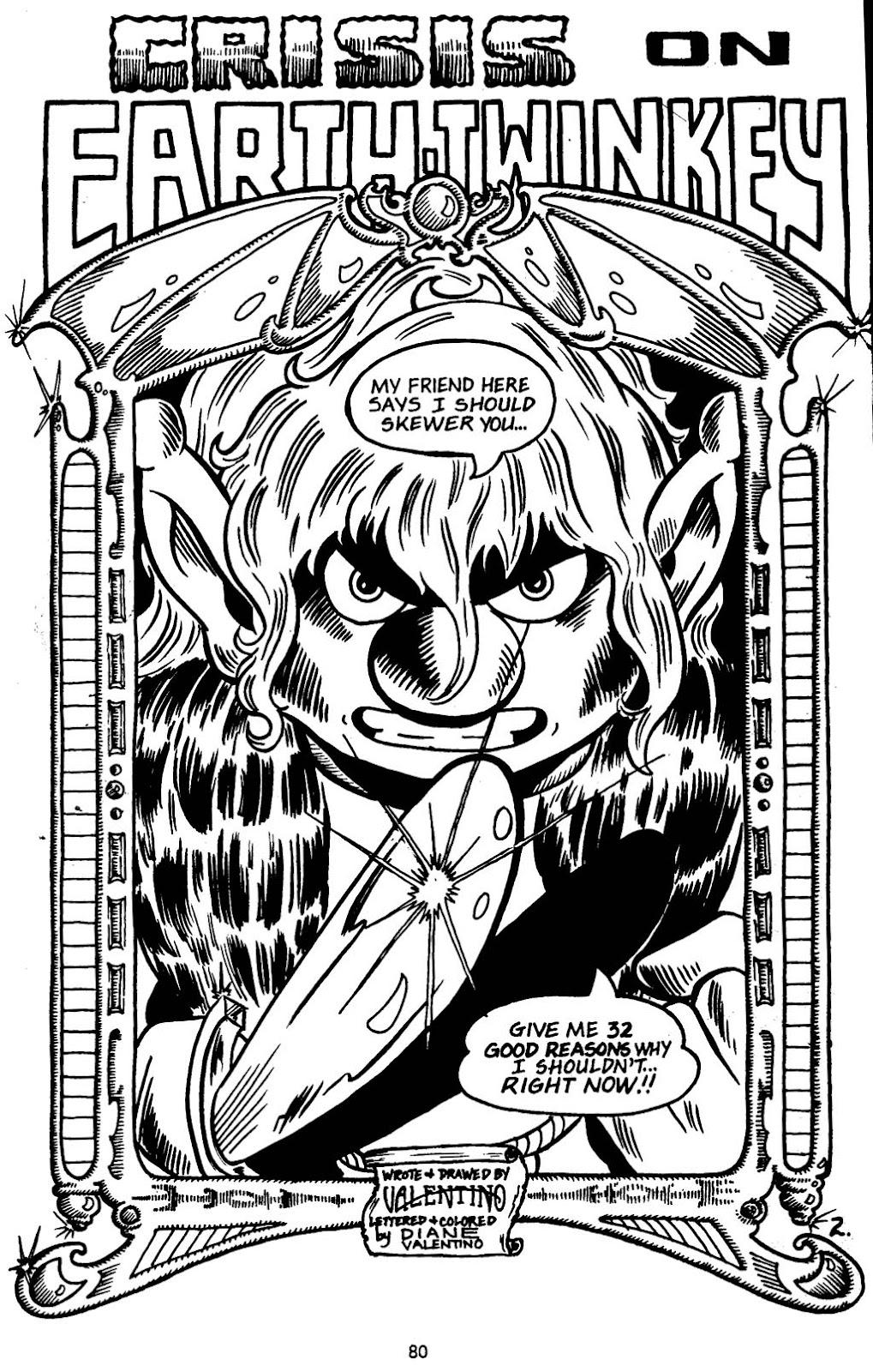Read online Normalman - The Novel comic -  Issue # TPB (Part 1) - 83