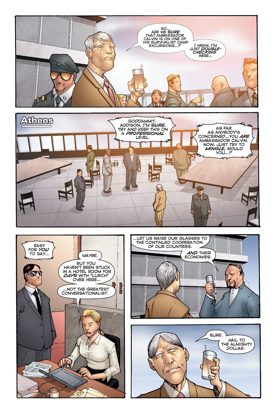 Wildcats Version 3.0 Issue #18 #18 - English 11