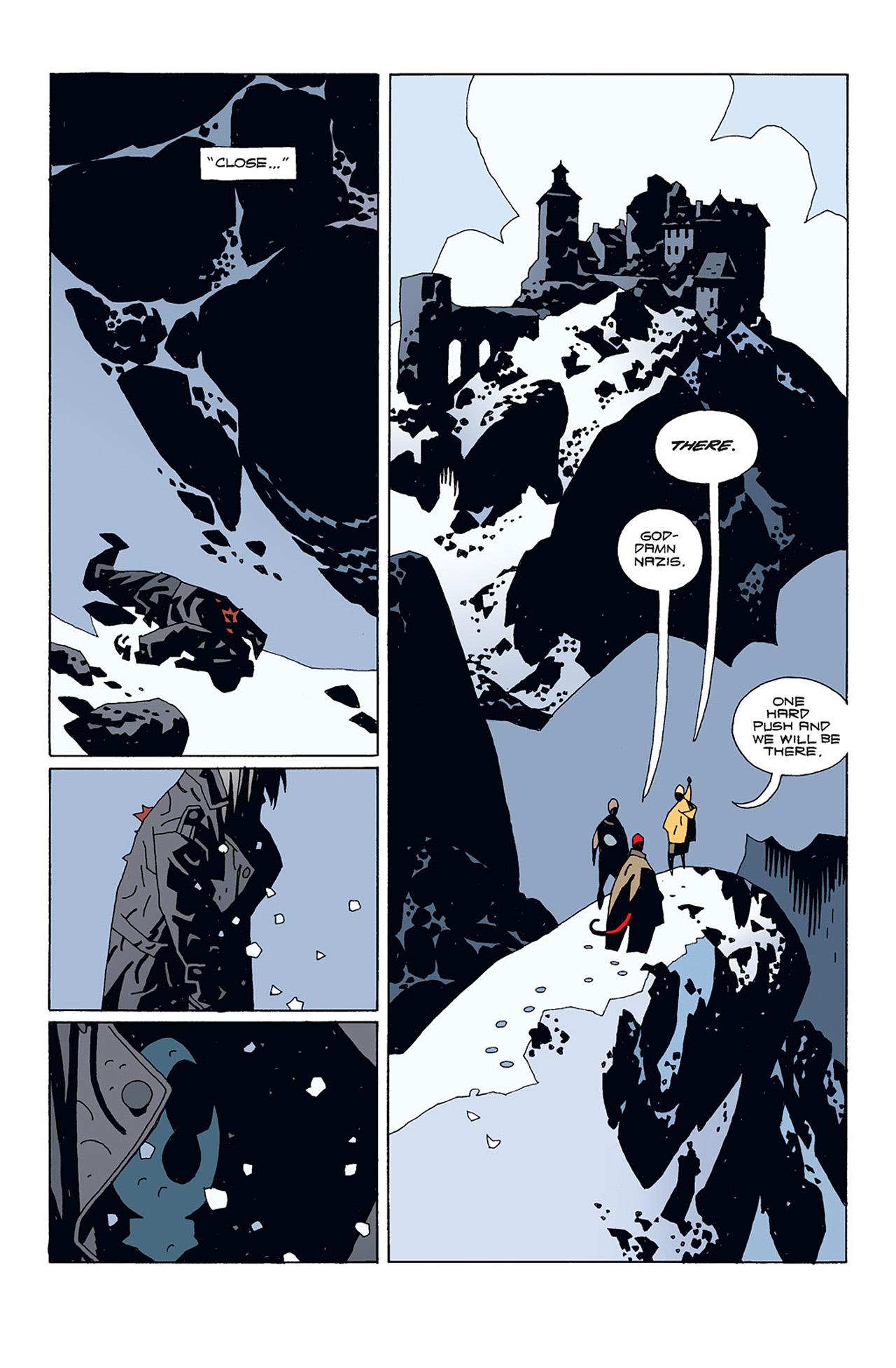 Read online Hellboy: Conqueror Worm comic -  Issue #1 - 23