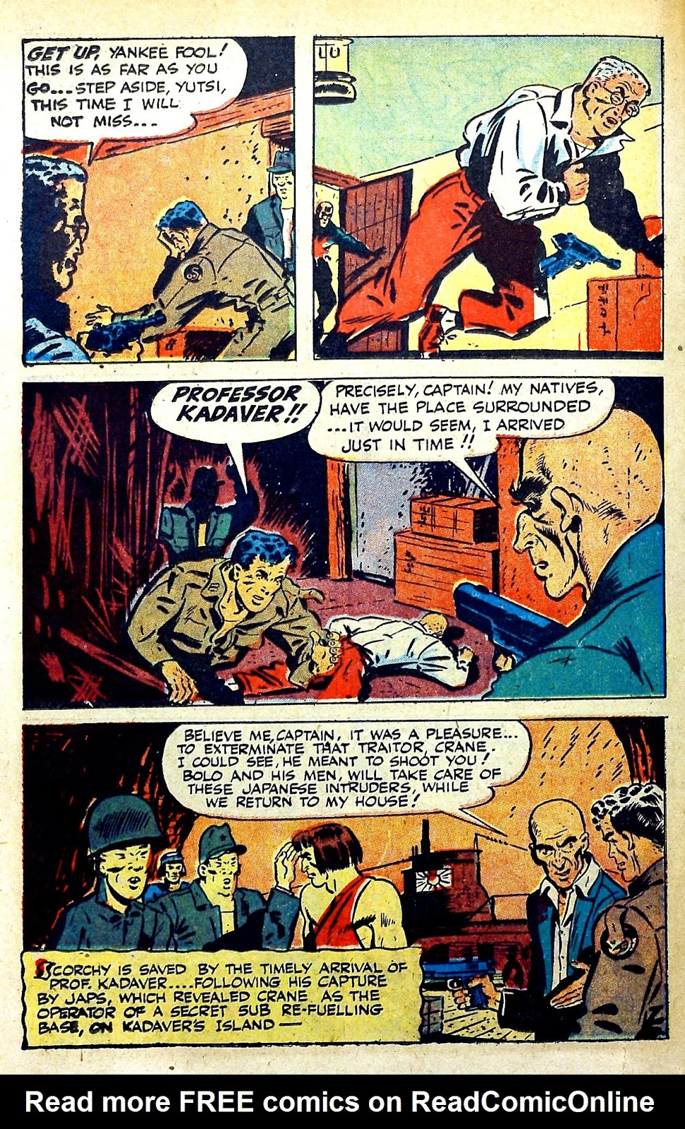Read online Famous Funnies comic -  Issue #145 - 38