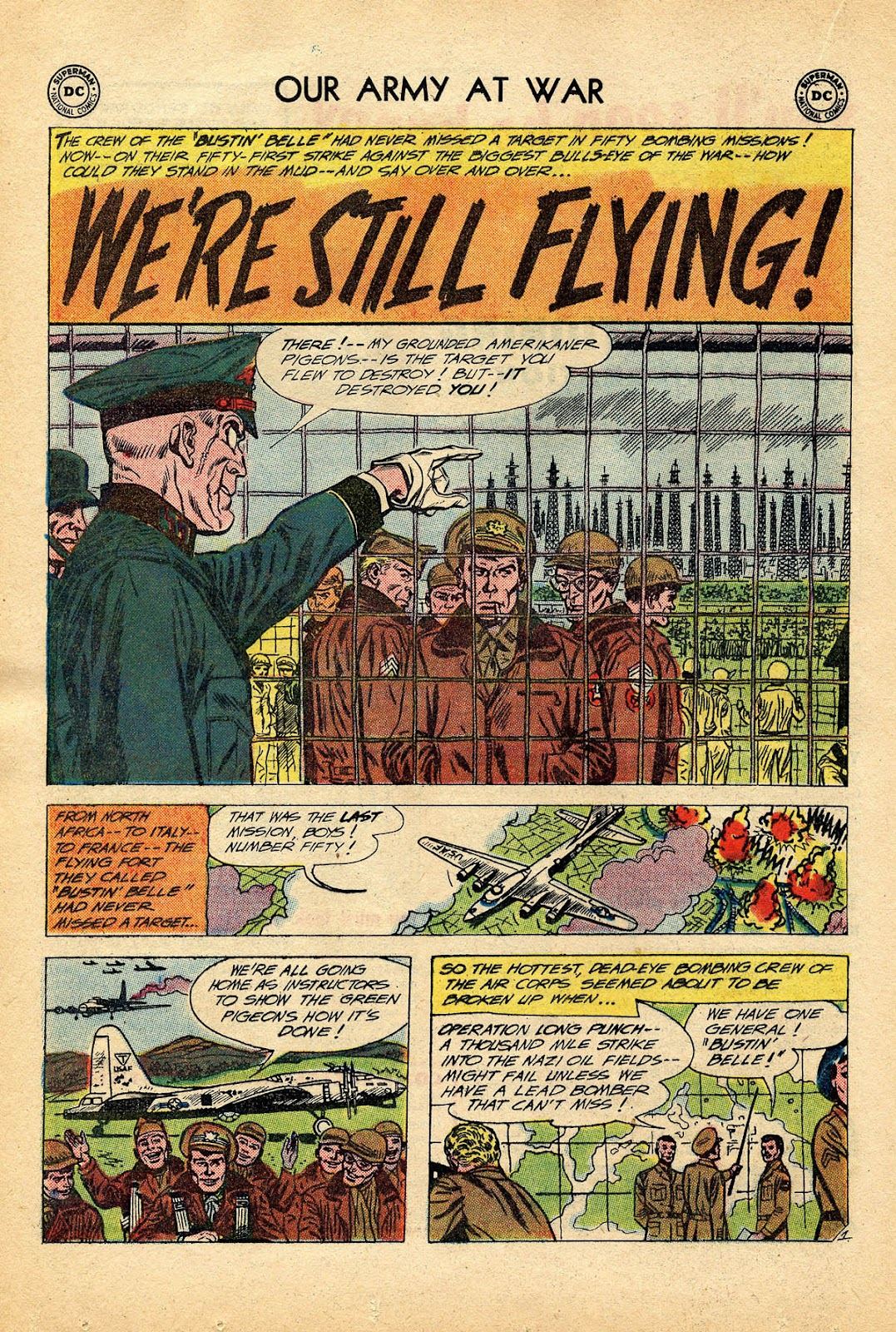 Our Army at War (1952) issue 99 - Page 20