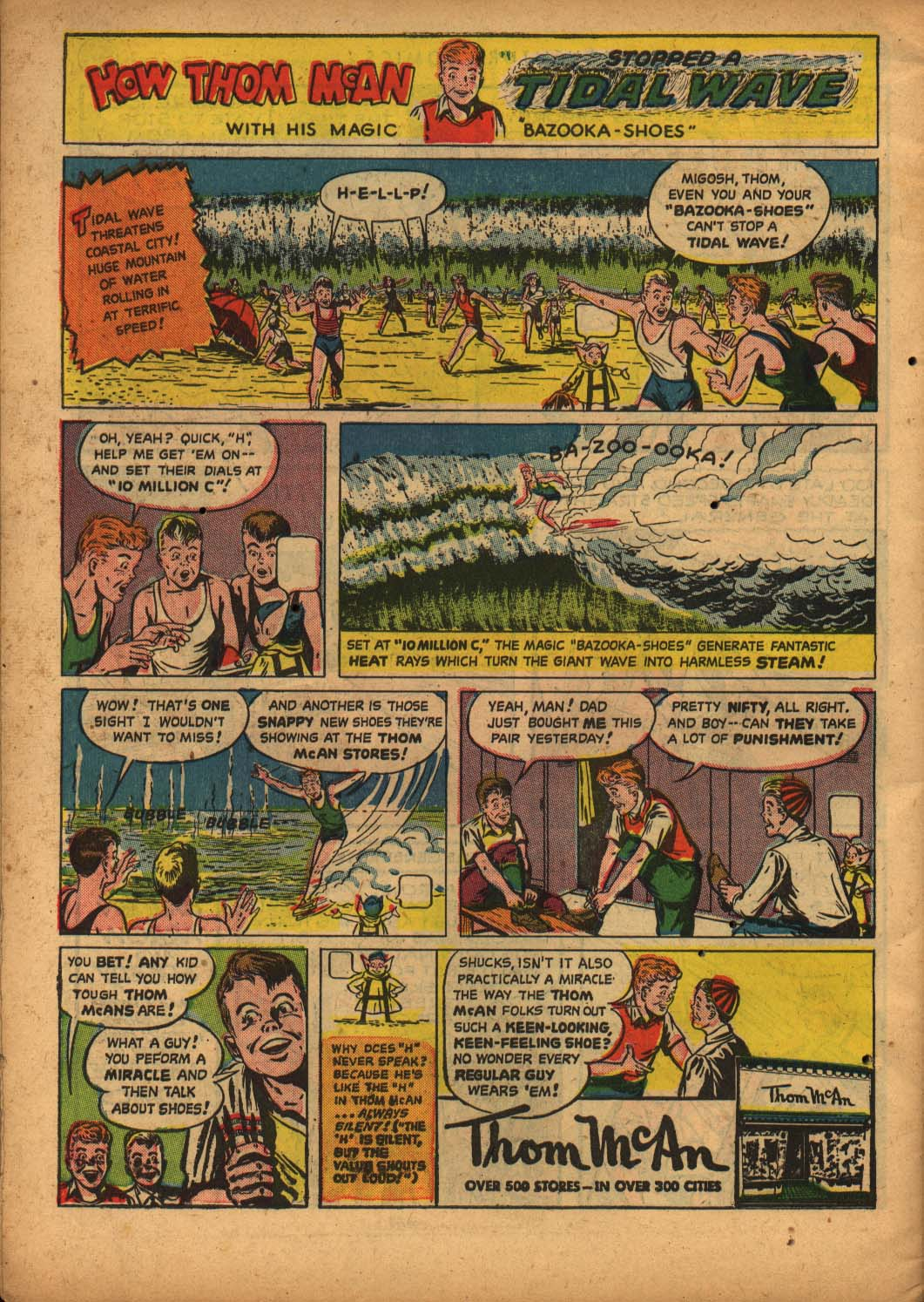 Read online Adventure Comics (1938) comic -  Issue #109 - 50