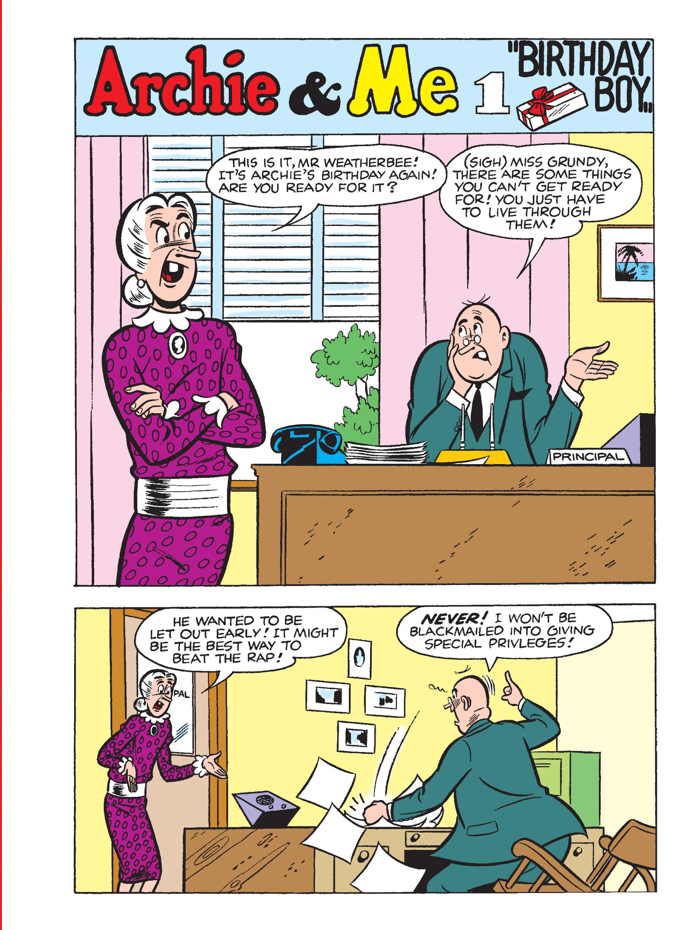 Read online Archie 1000 Page Comics Blowout! comic -  Issue # TPB (Part 1) - 155