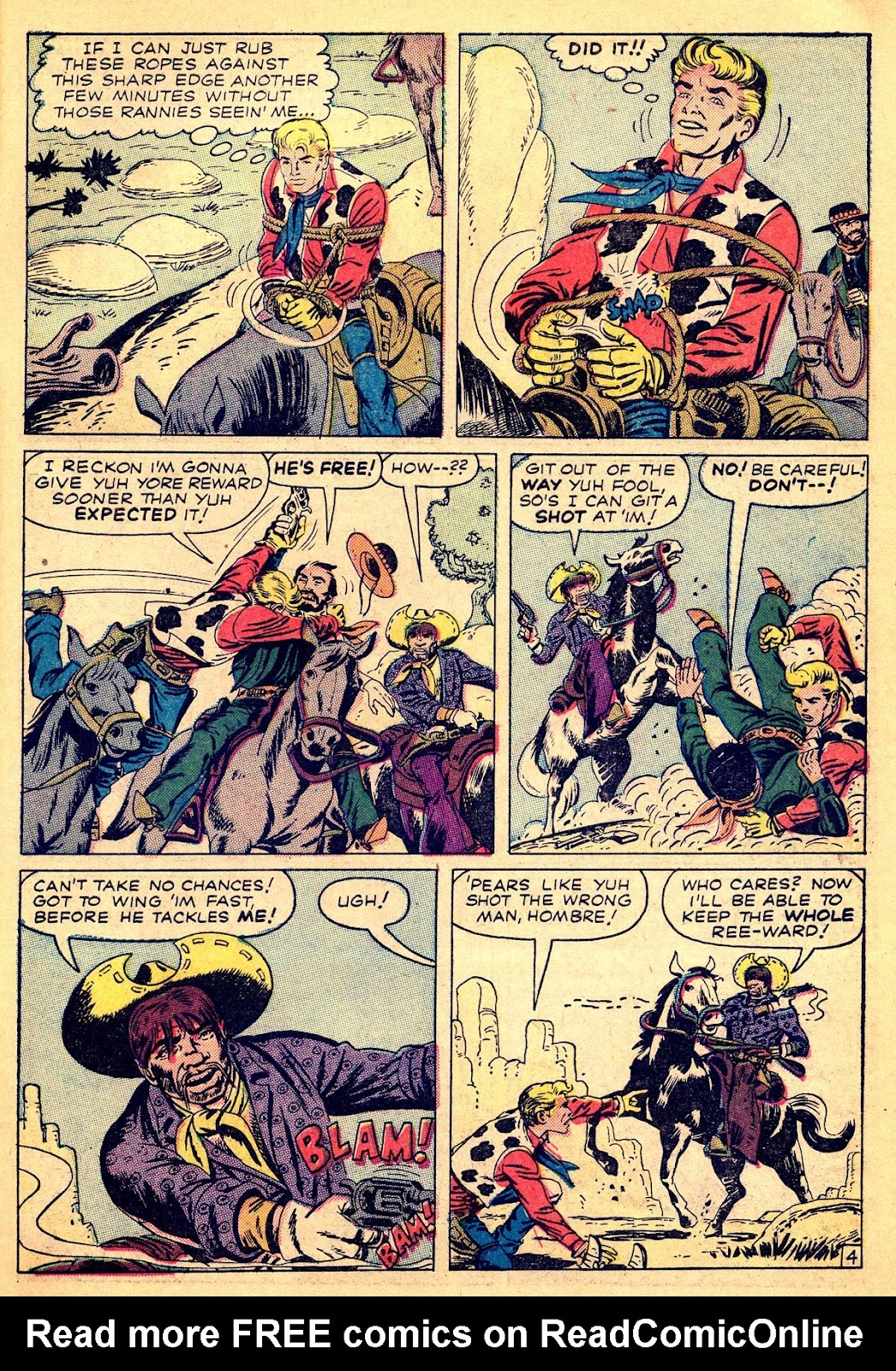 Kid Colt Outlaw issue 109 - Page 31