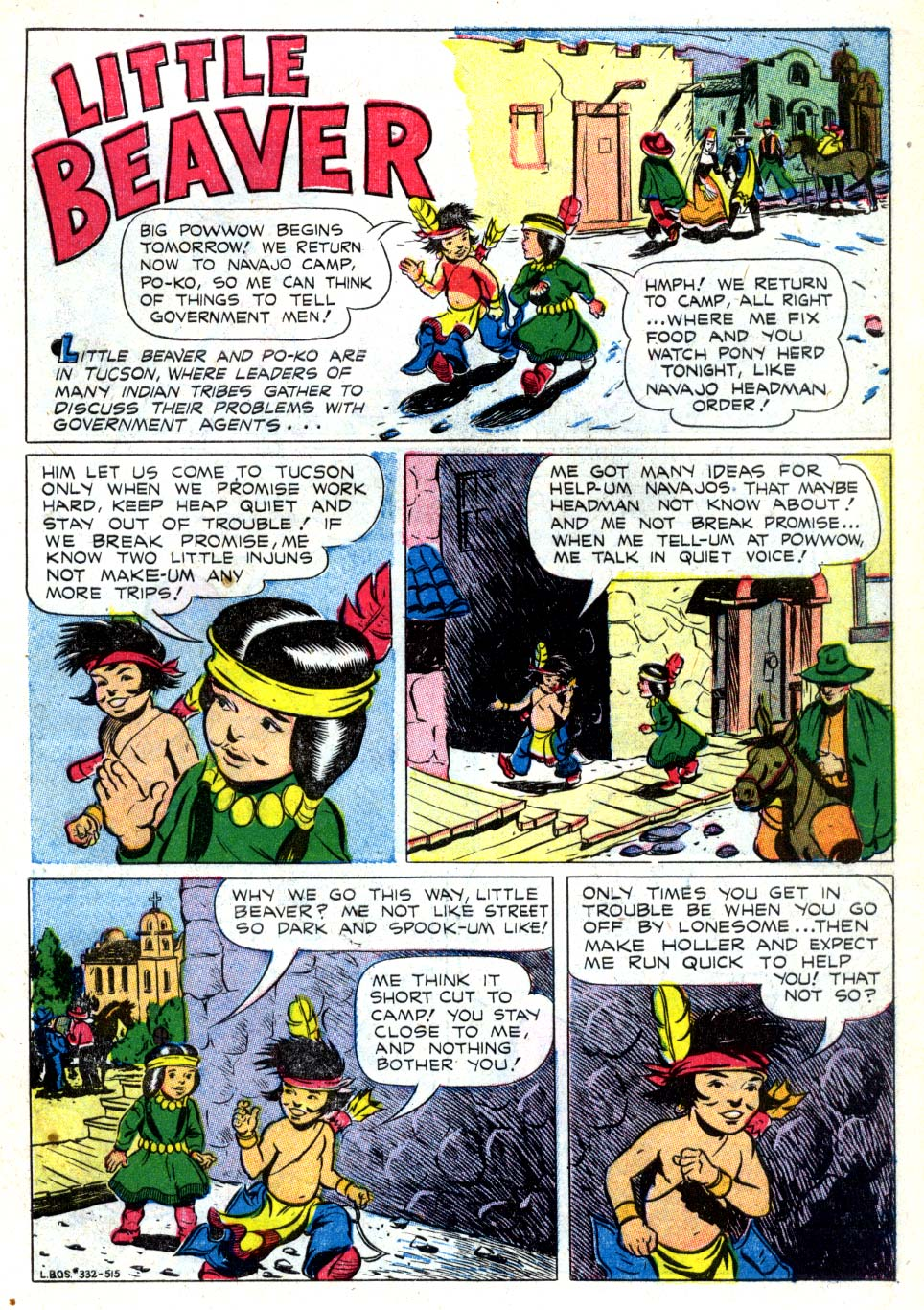 Four Color Comics issue 332 - Page 3