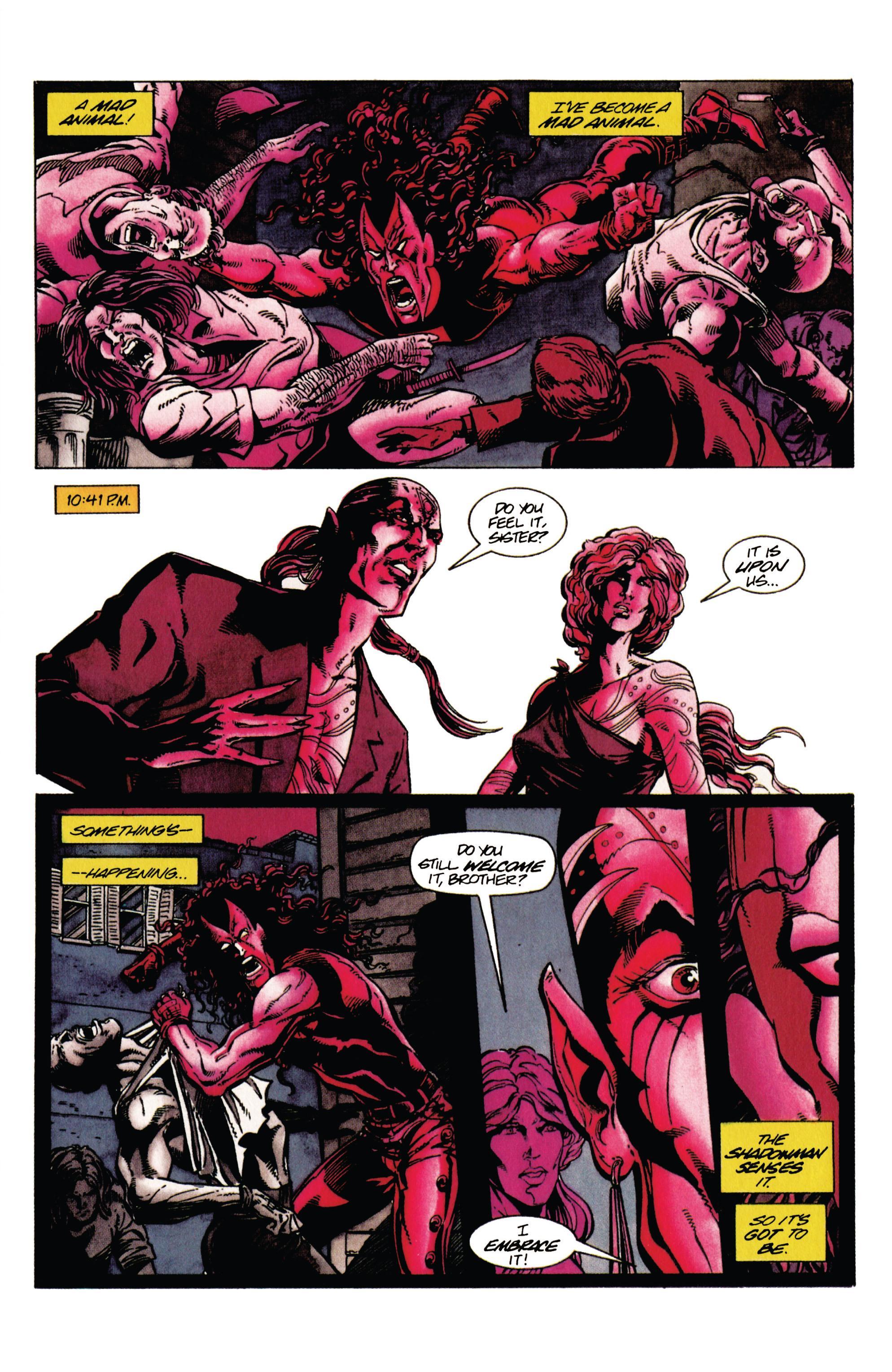 Read online Shadowman (1992) comic -  Issue #29 - 4