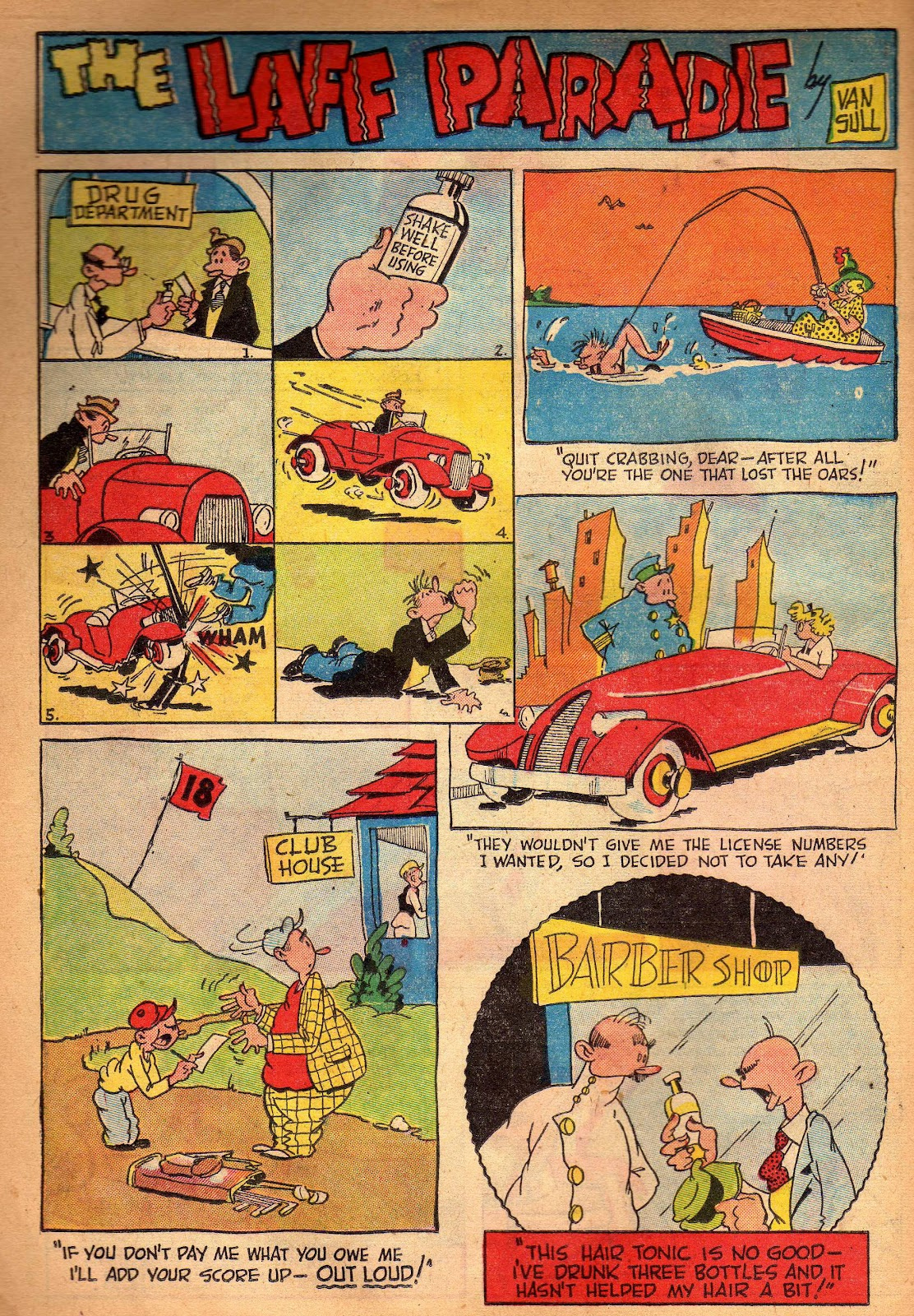 Bang-Up Comics issue 1 - Page 57
