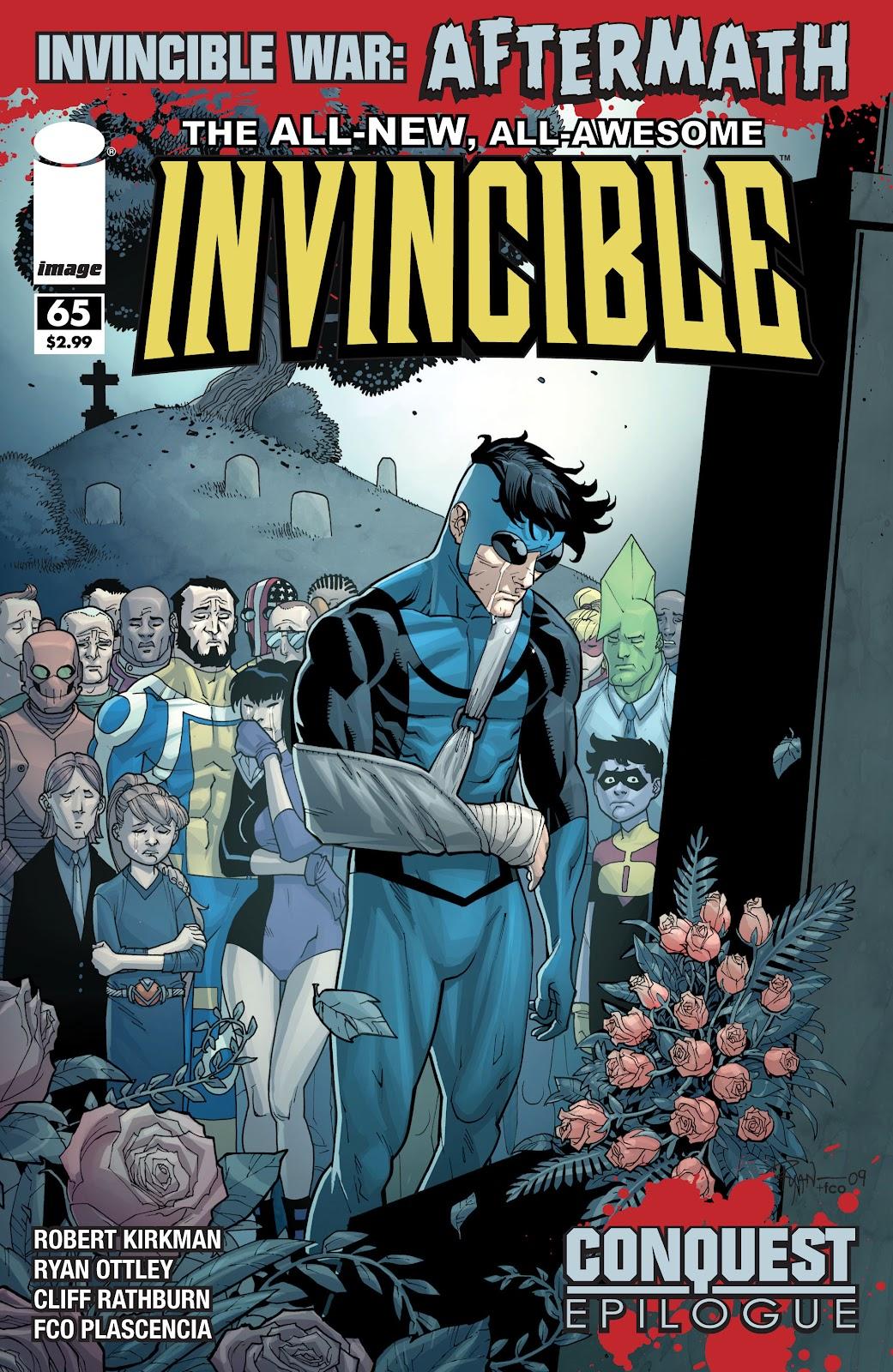Invincible (2003) 65 Page 1