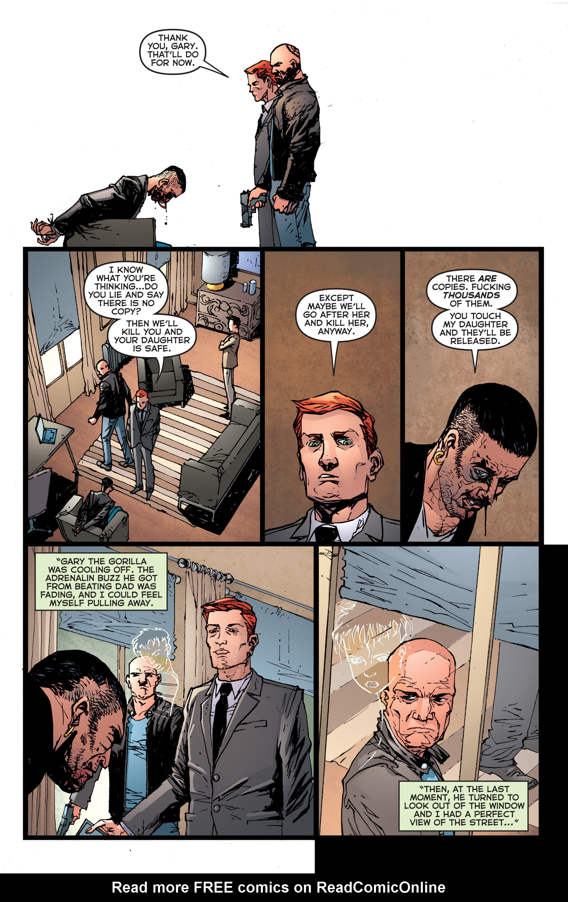 Read online Second Sight comic -  Issue #6 - 8