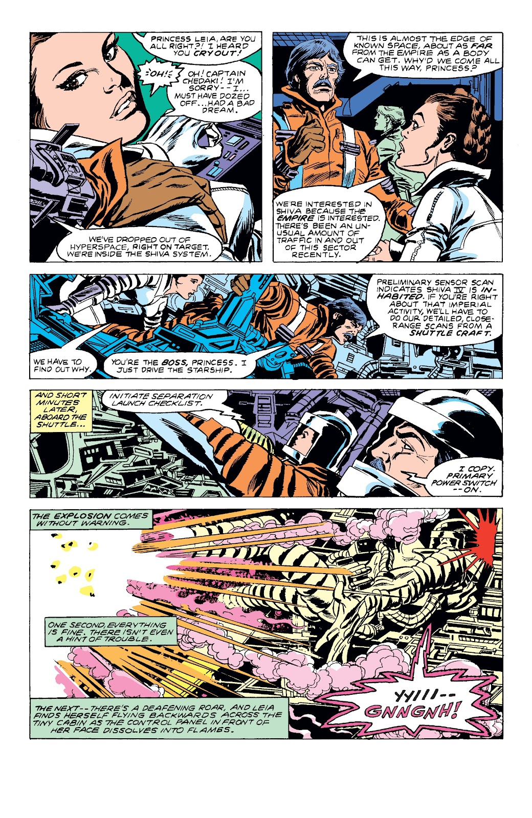 Read online Star Wars Legends: The Original Marvel Years - Epic Collection comic -  Issue # TPB 3 (Part 4) - 15