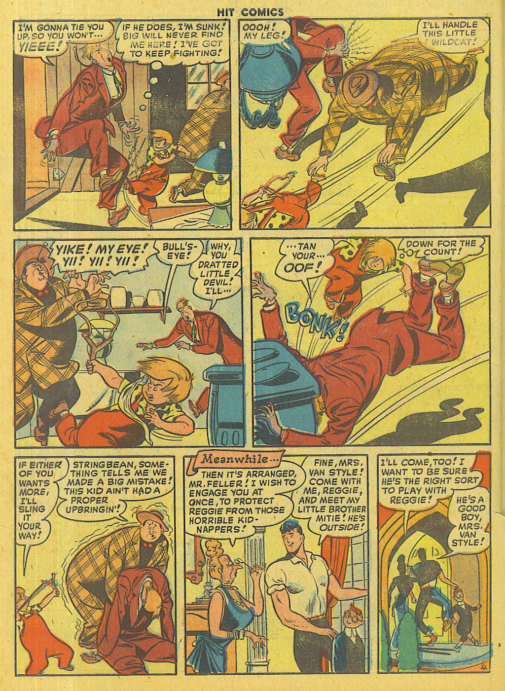 Read online Hit Comics comic -  Issue #56 - 46