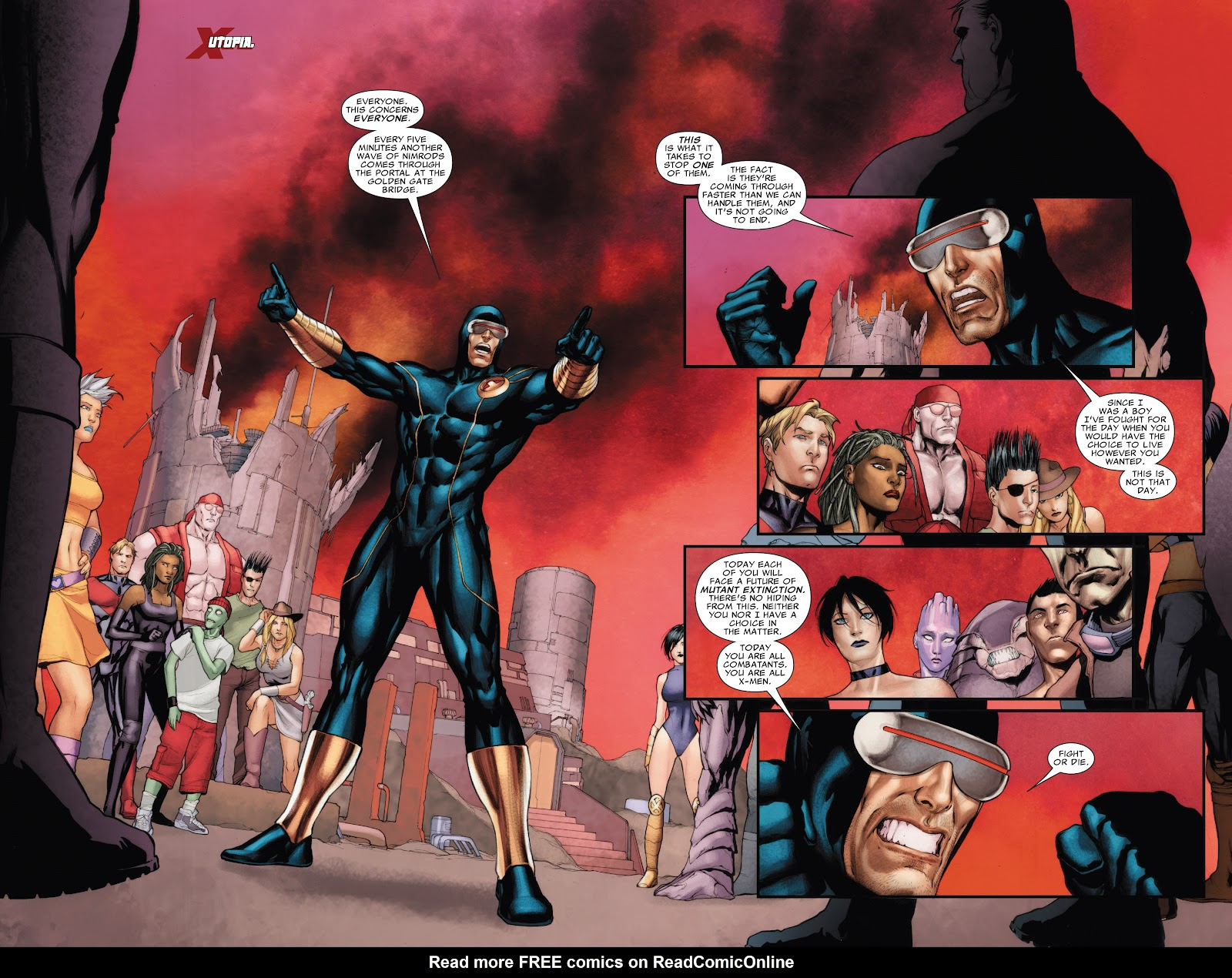 Read online X-Men: Second Coming comic -  Issue # _TPB (Part 3) - 54