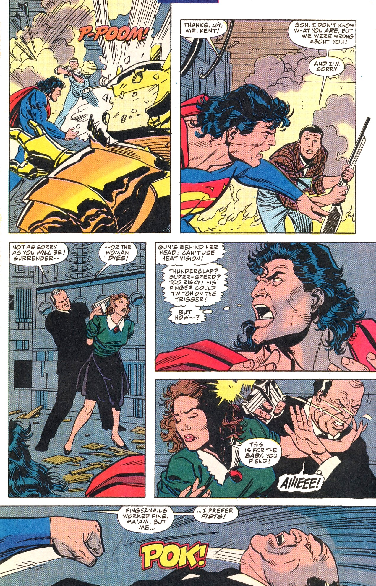 Read online Action Comics (1938) comic -  Issue #703 - 26
