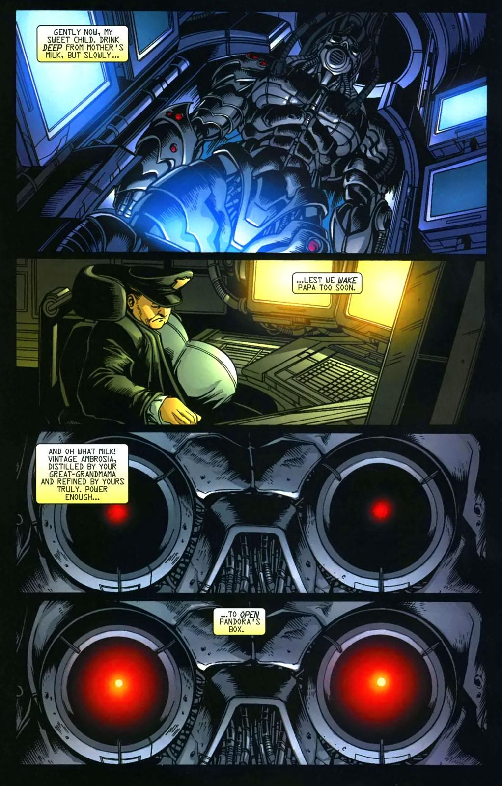 Read online Amazing Fantasy (2004) comic -  Issue #16 - 12