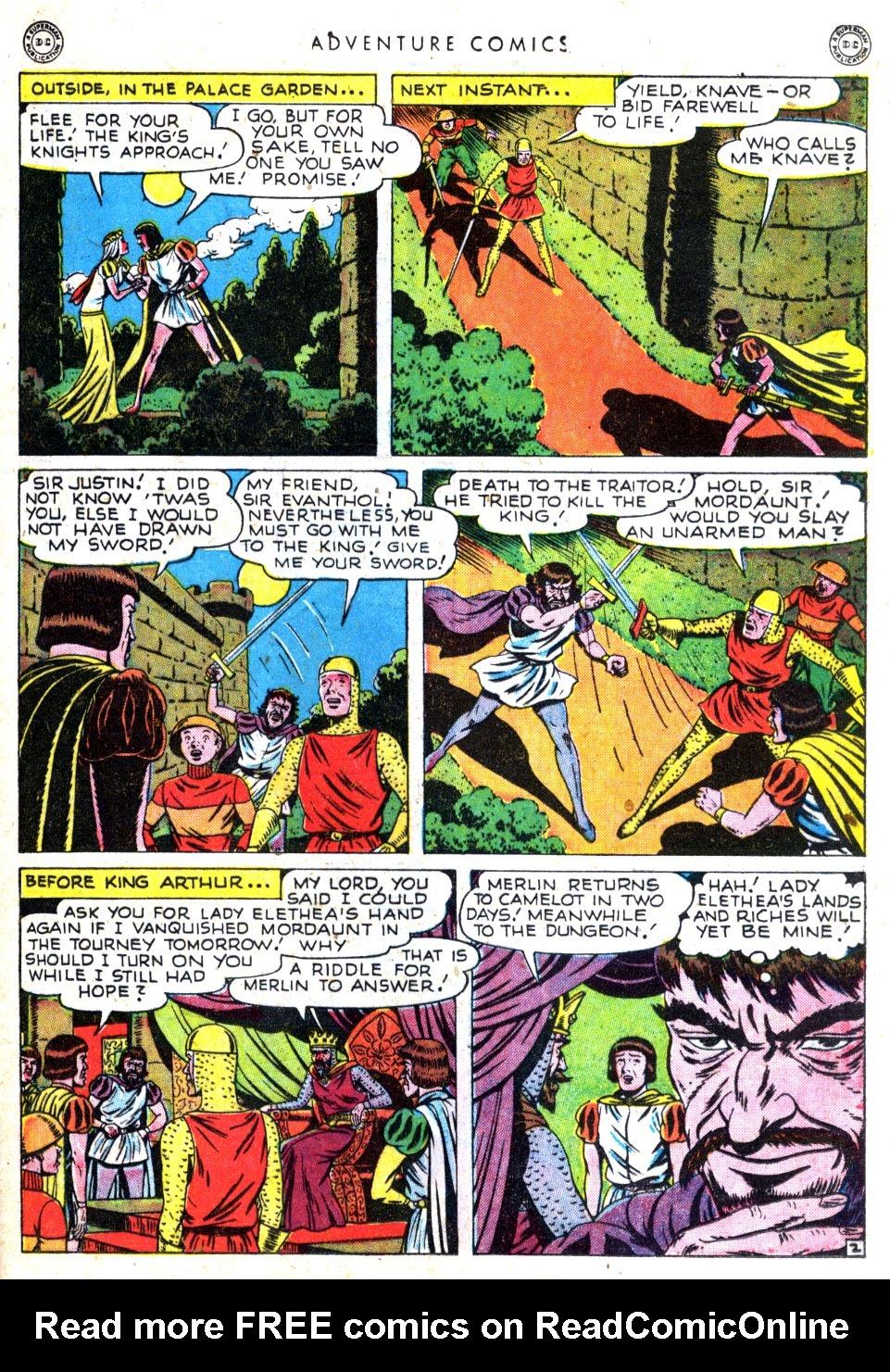 Read online Adventure Comics (1938) comic -  Issue #137 - 31