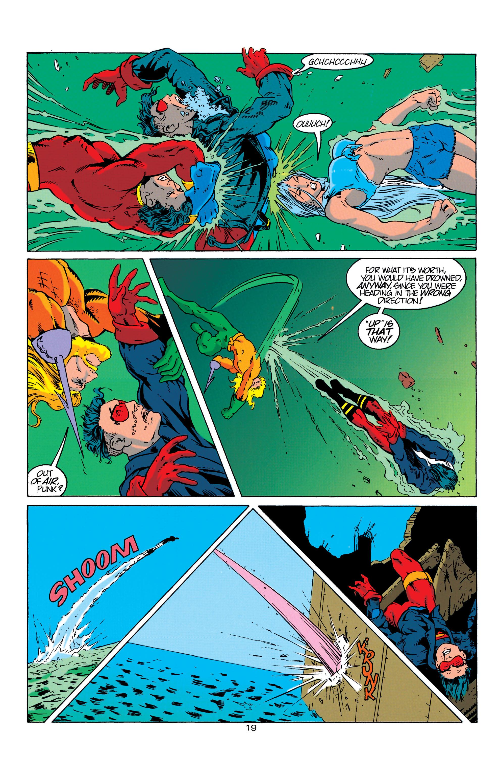 Read online Aquaman (1994) comic -  Issue #3 - 18