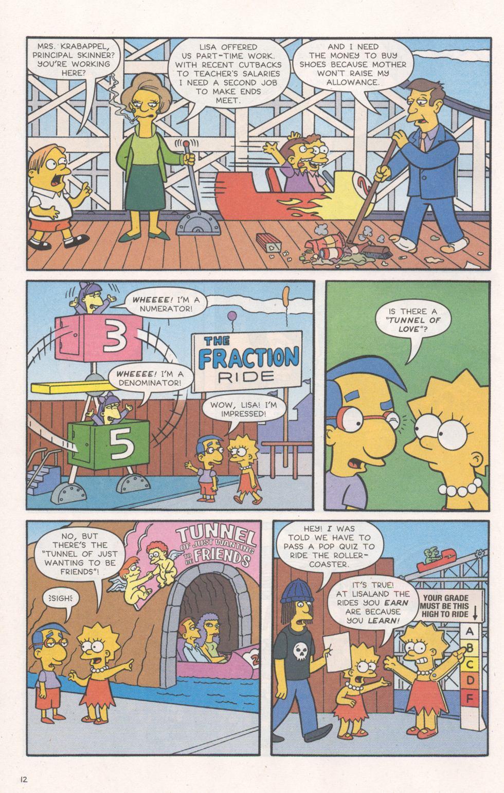 Read online Simpsons Comics comic -  Issue #93 - 13