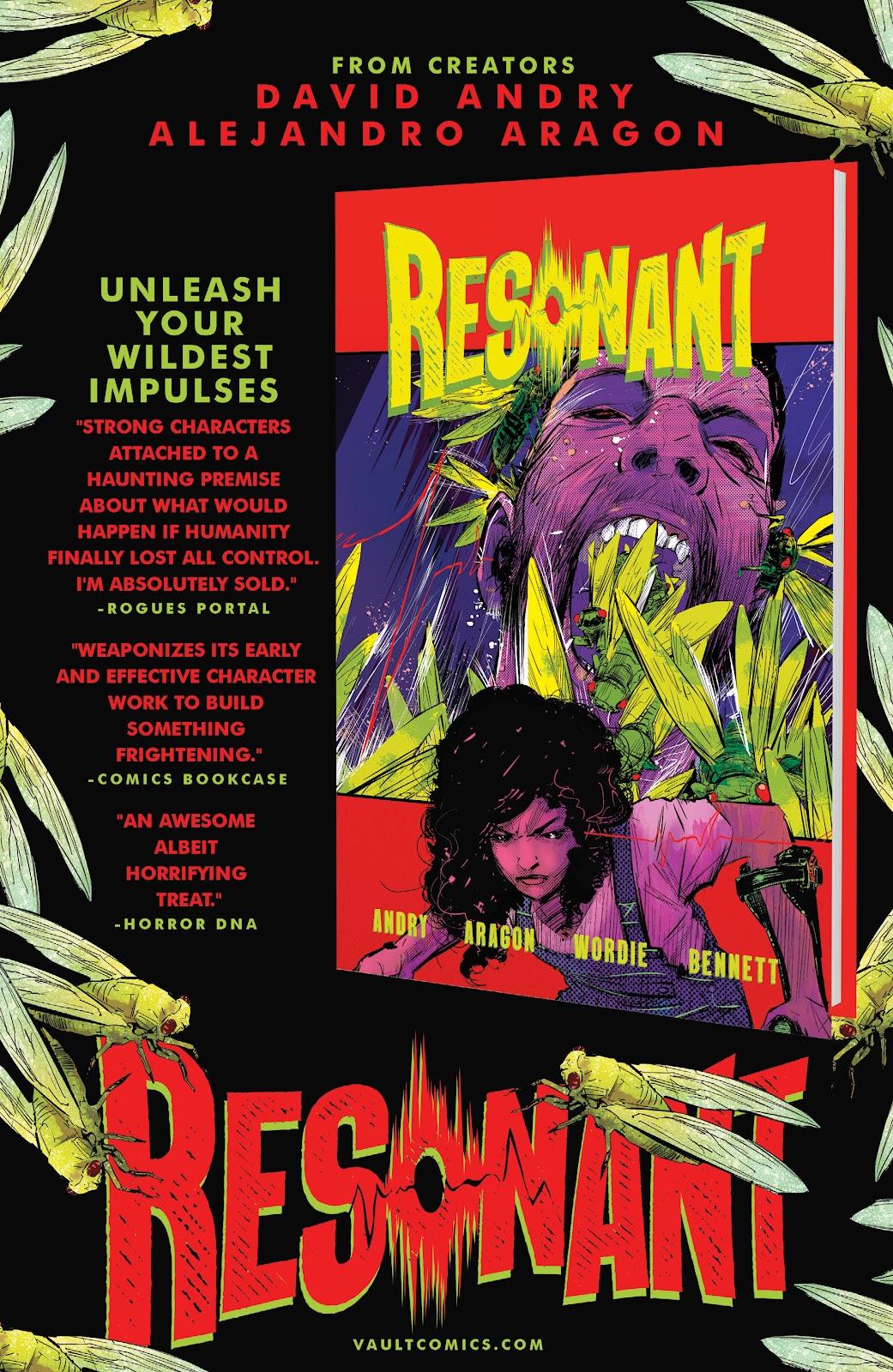 Read online Resonant comic -  Issue #5 - 31