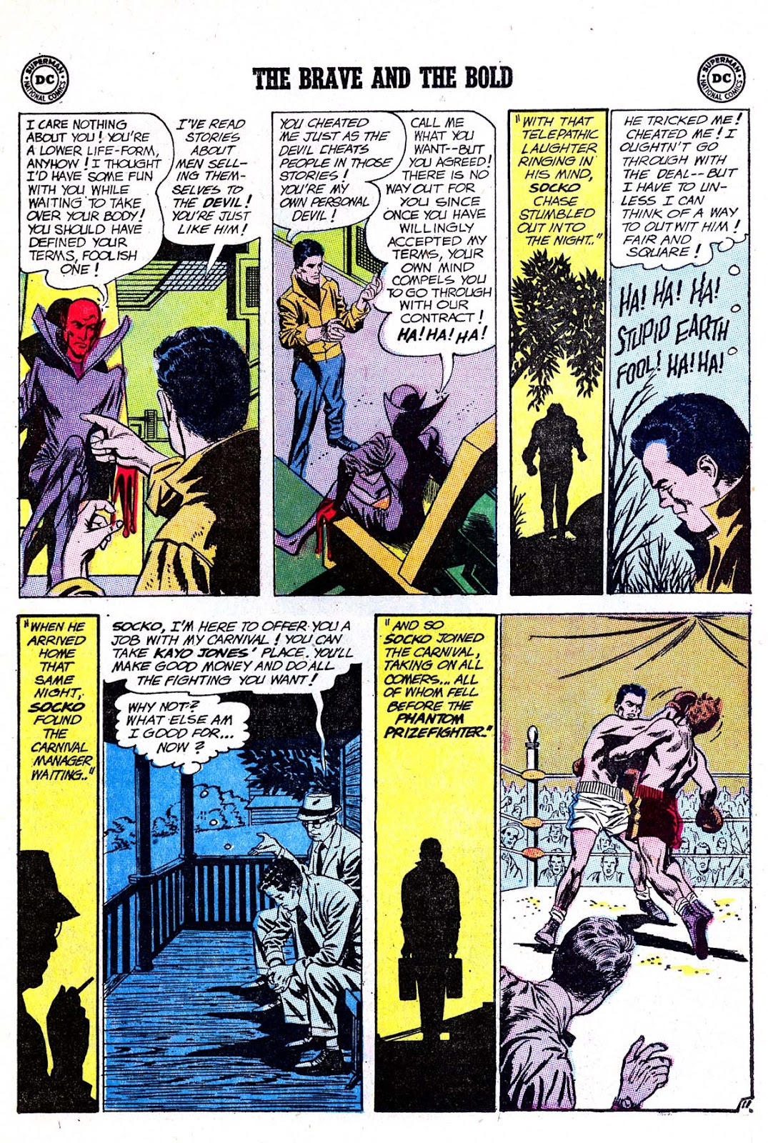 DC Special (1968) issue 9 - Page 37