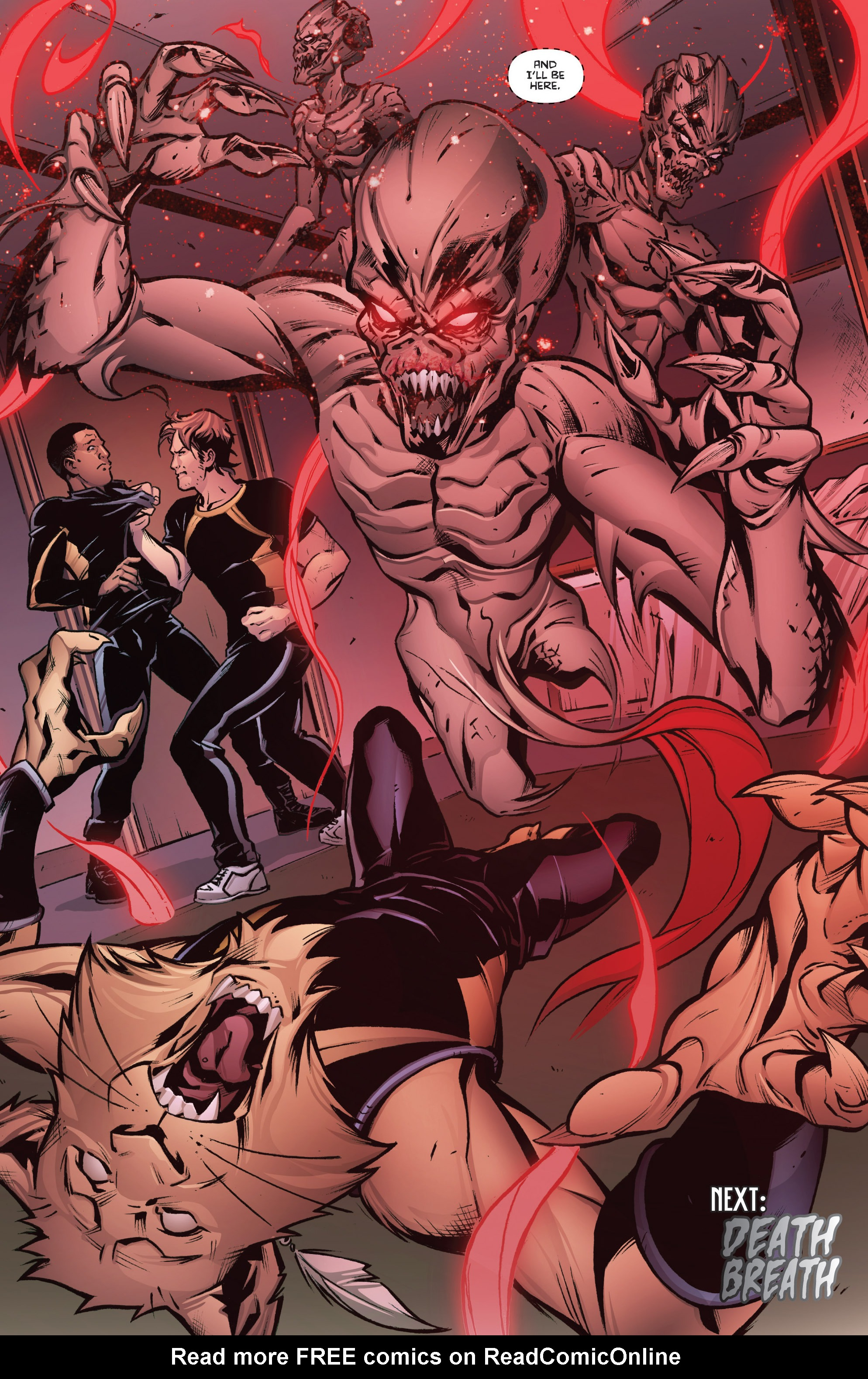 Read online Grimm Fairy Tales: Arcane Acre comic -  Issue # TPB 3 - 28