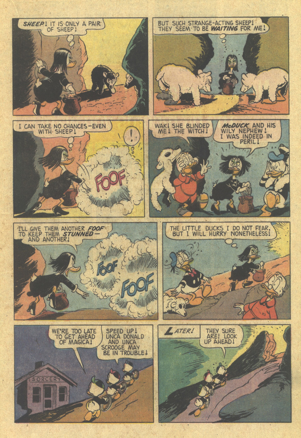 Read online Uncle Scrooge (1953) comic -  Issue #36 - 17
