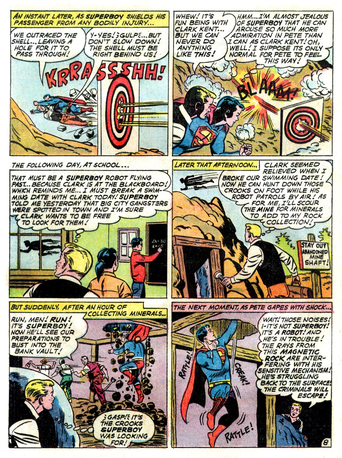 Read online Adventure Comics (1938) comic -  Issue #343 - 32