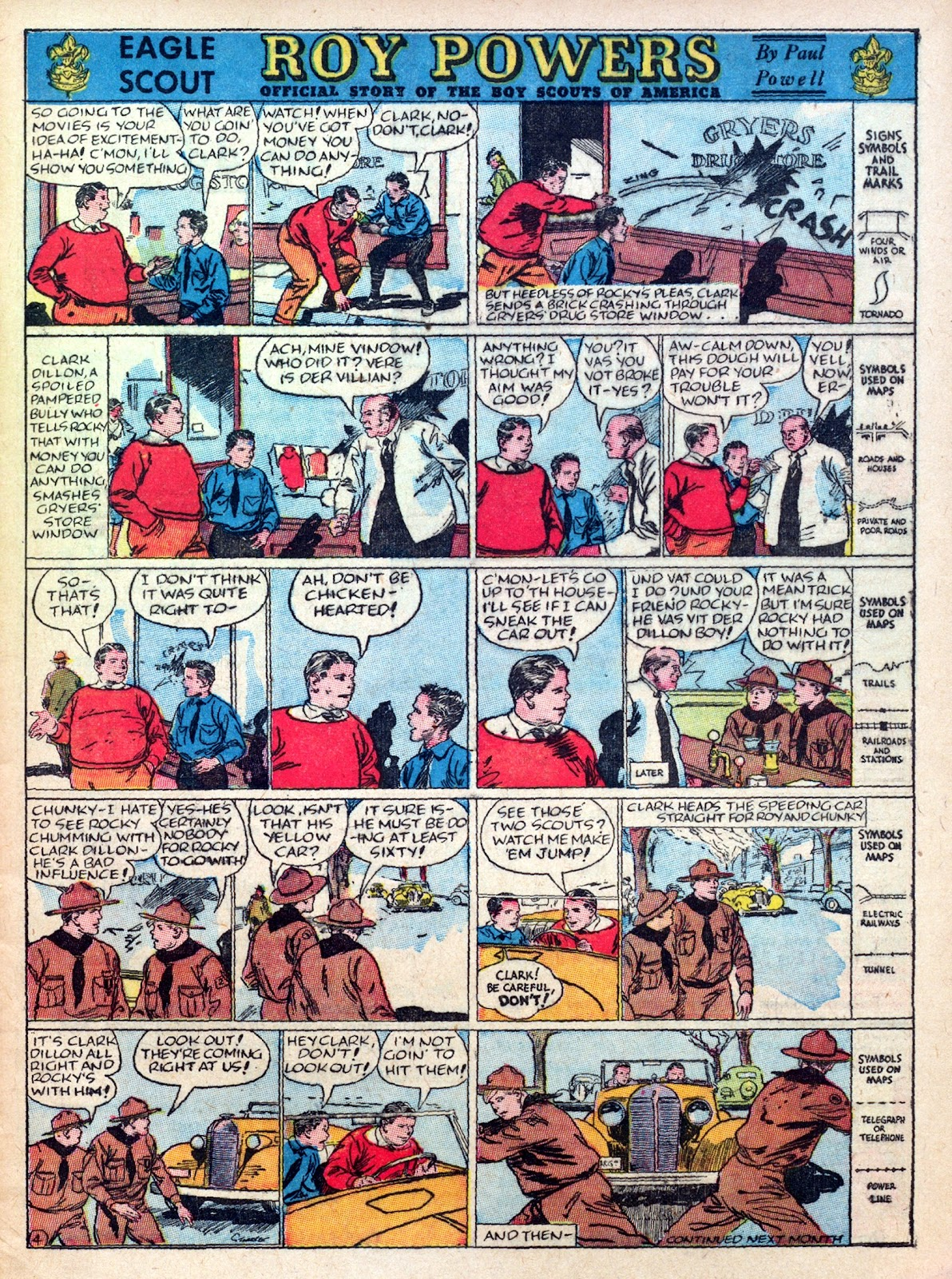 Read online Famous Funnies comic -  Issue #45 - 9