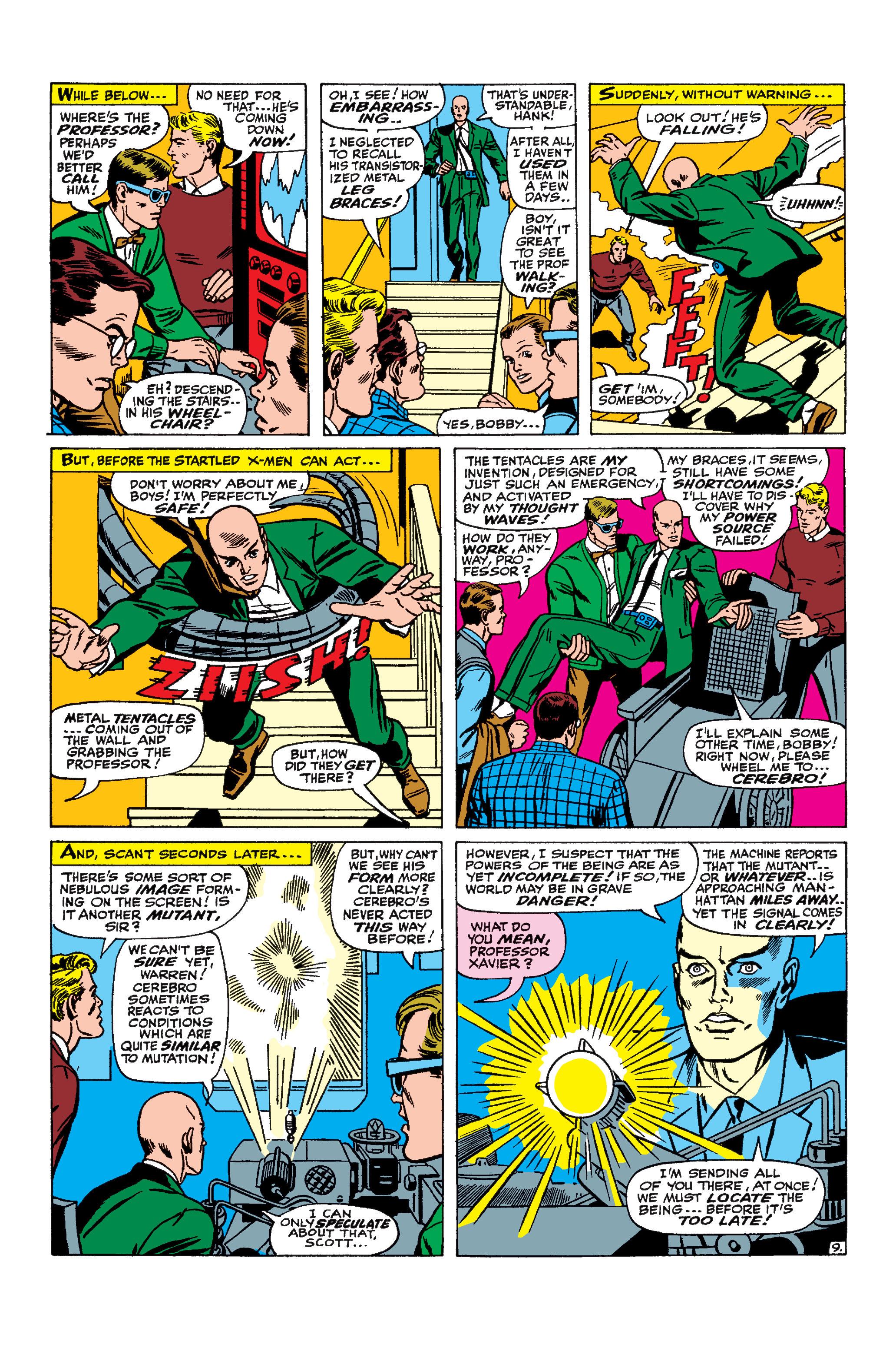 Uncanny X-Men (1963) 25 Page 9
