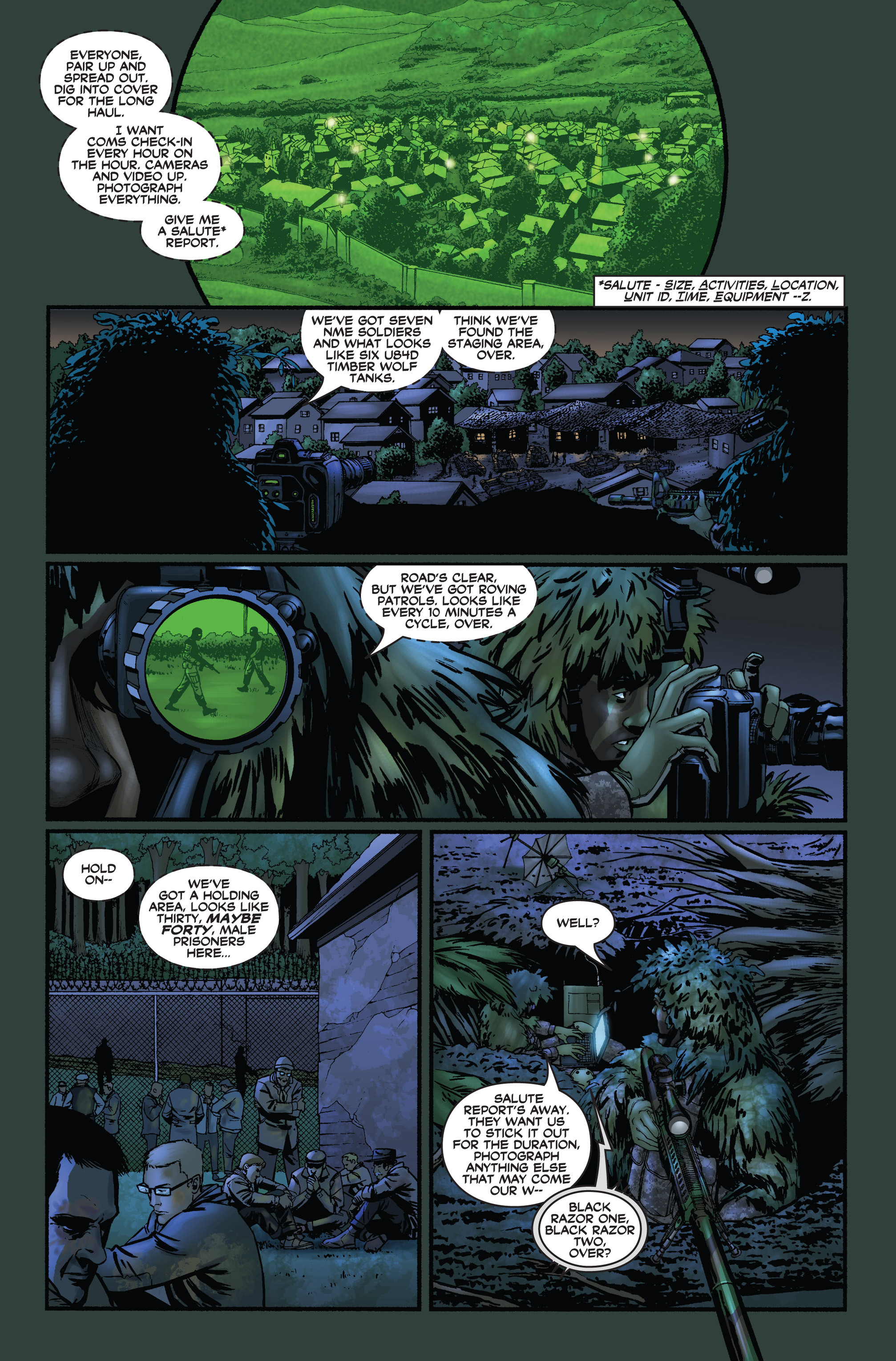 Read online America's Army comic -  Issue #1 - 17