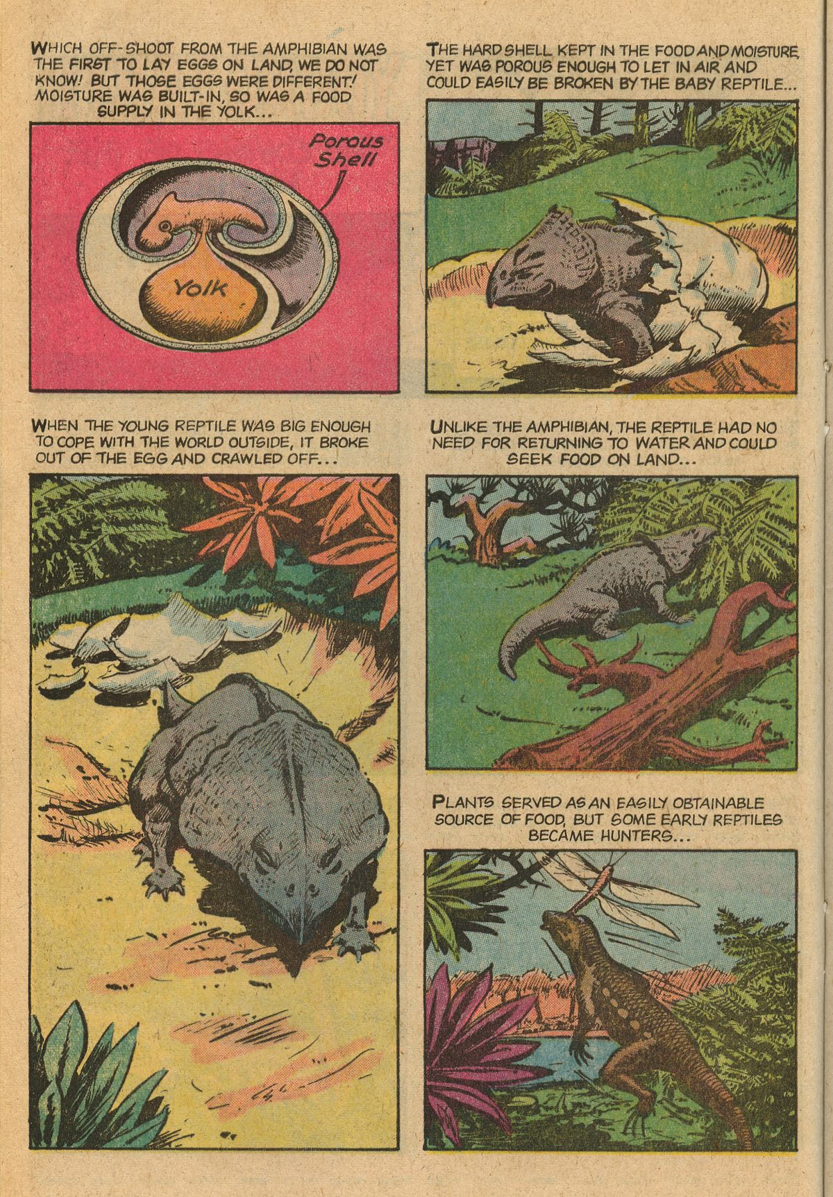 Read online Turok, Son of Stone comic -  Issue #115 - 20