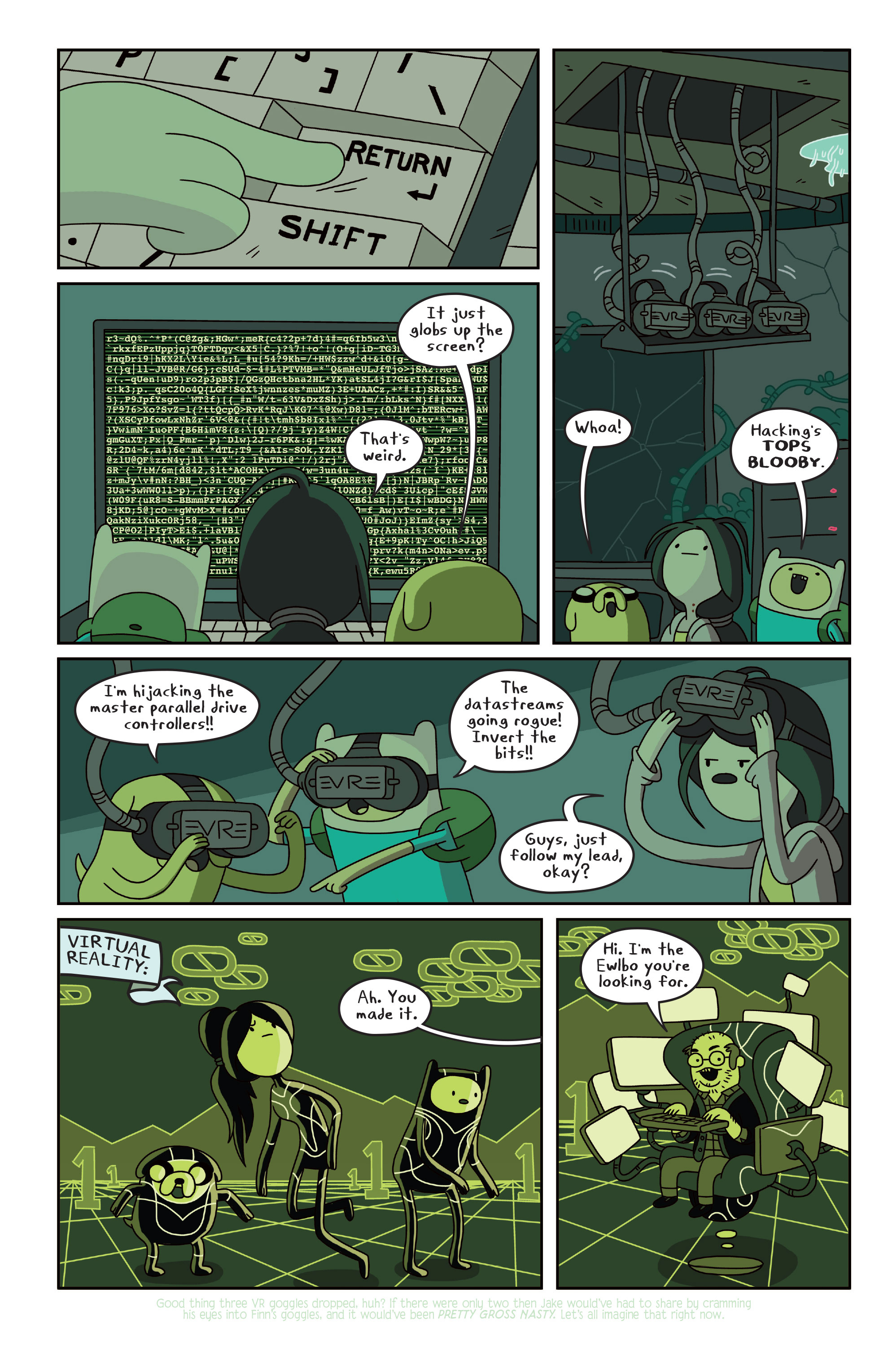 Read online Adventure Time comic -  Issue #Adventure Time _TPB 3 - 62