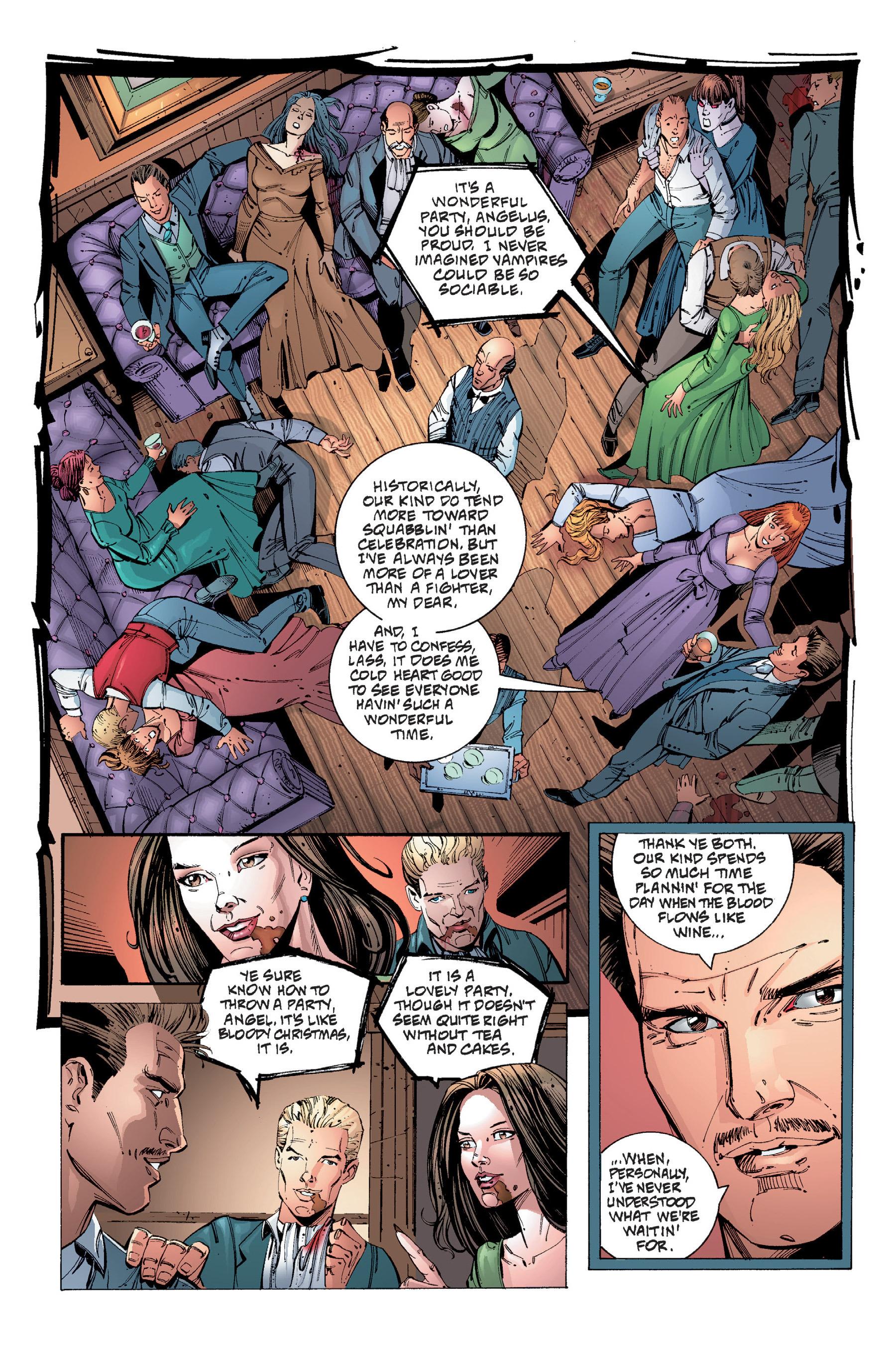 Read online Buffy the Vampire Slayer: Omnibus comic -  Issue # TPB 4 - 303