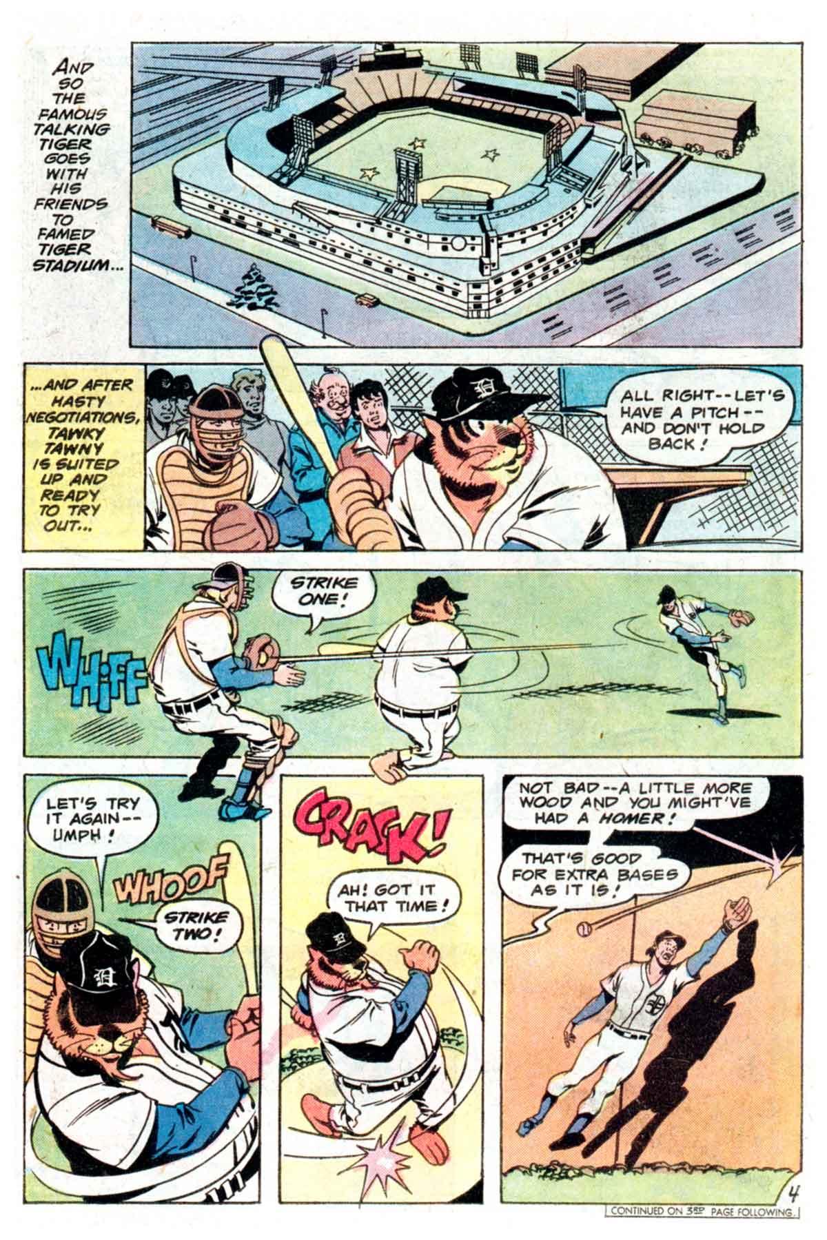 Read online Shazam! (1973) comic -  Issue #32 - 5