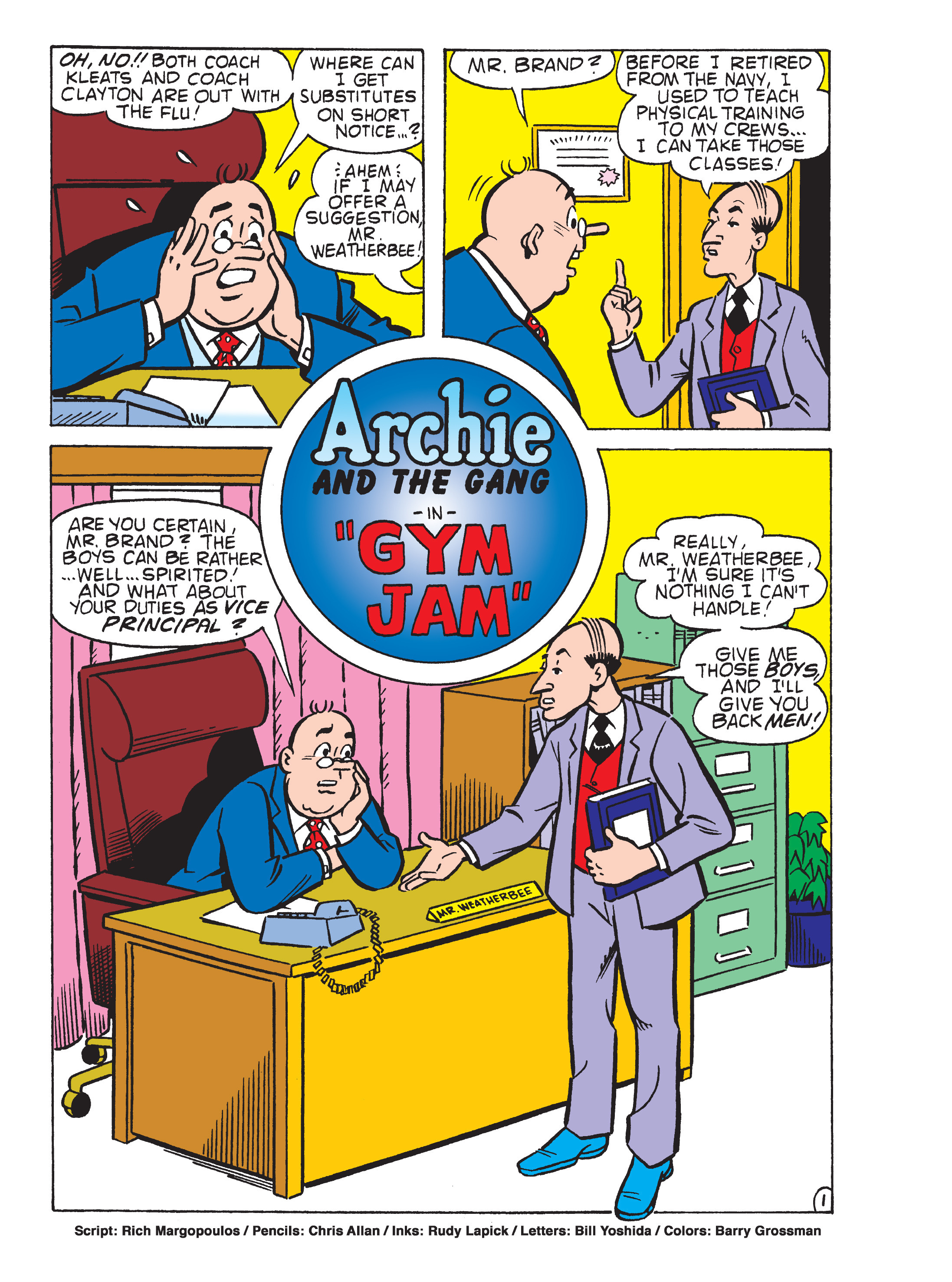 Read online Archie's Funhouse Double Digest comic -  Issue #23 - 72