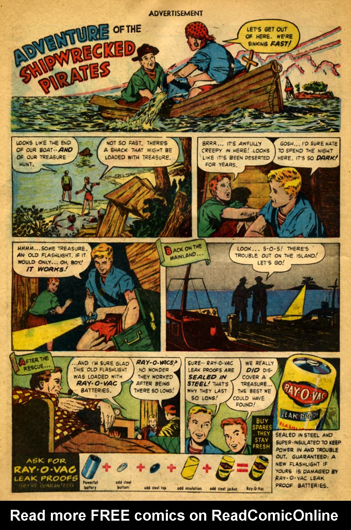 Read online Adventure Comics (1938) comic -  Issue #141 - 40