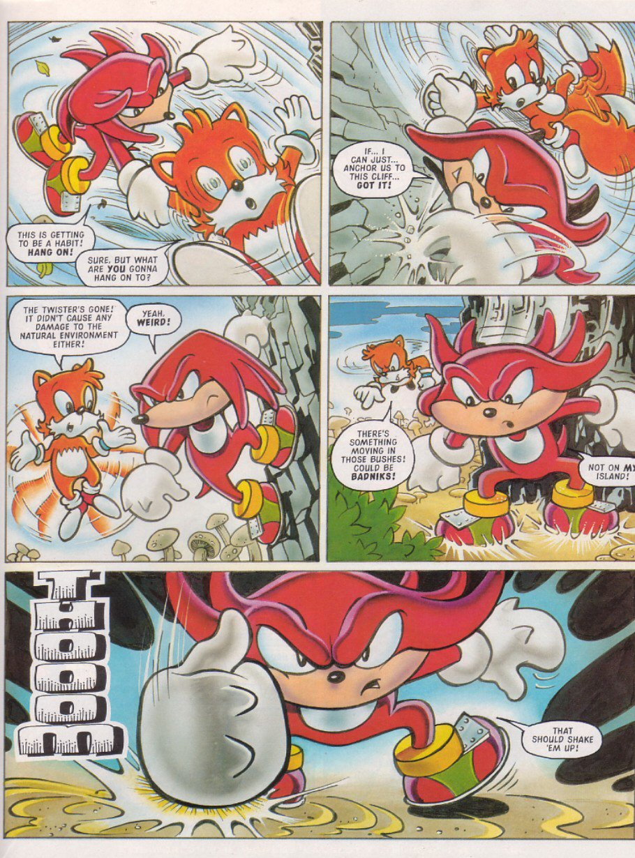 Read online Sonic the Comic comic -  Issue #120 - 13