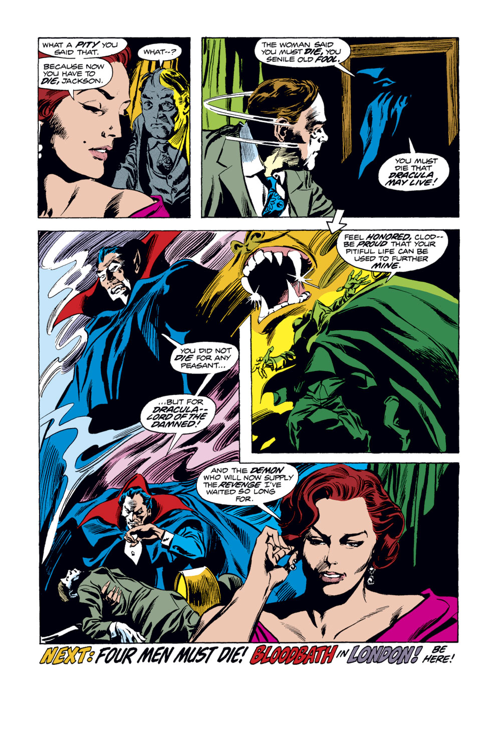 Tomb of Dracula (1972) issue 34 - Page 19